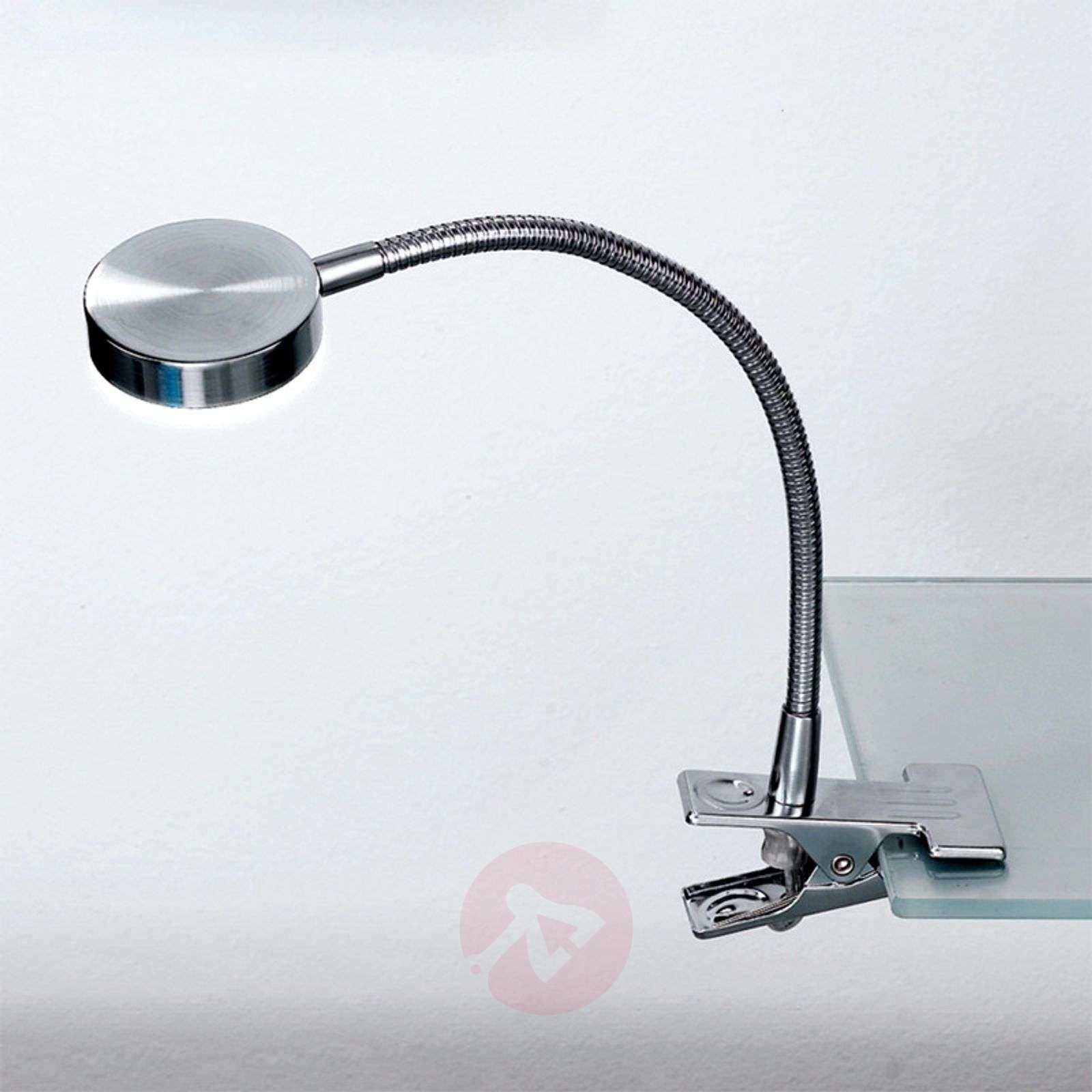 cache p nemo en clip lighting light projecteur contemporary modern clamp and
