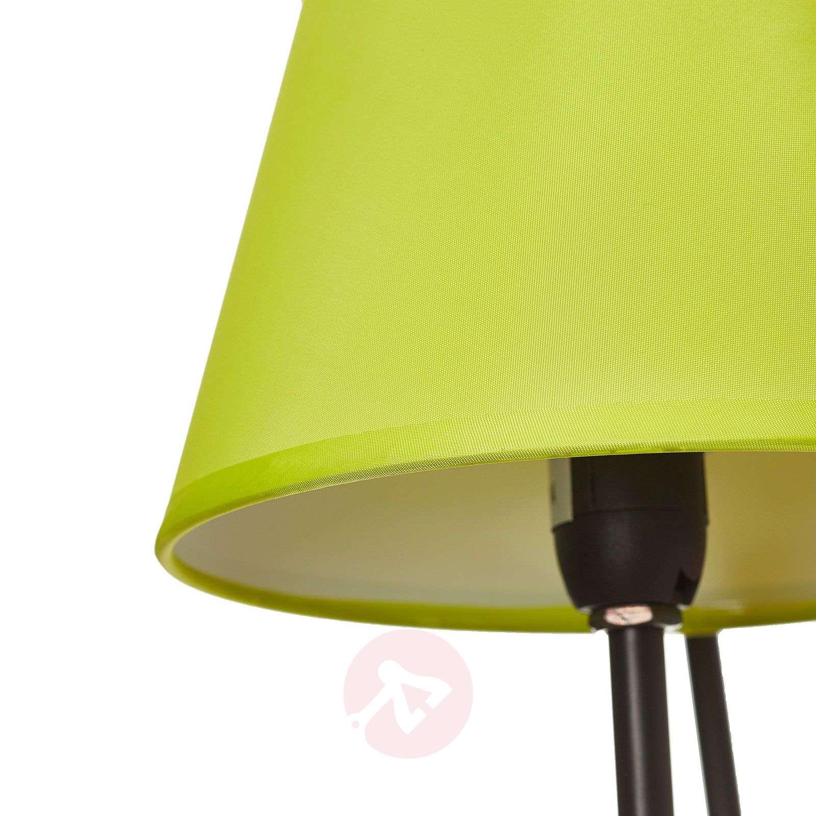 Colori fabric floor lamp 5-bulb colourful-7000999-03