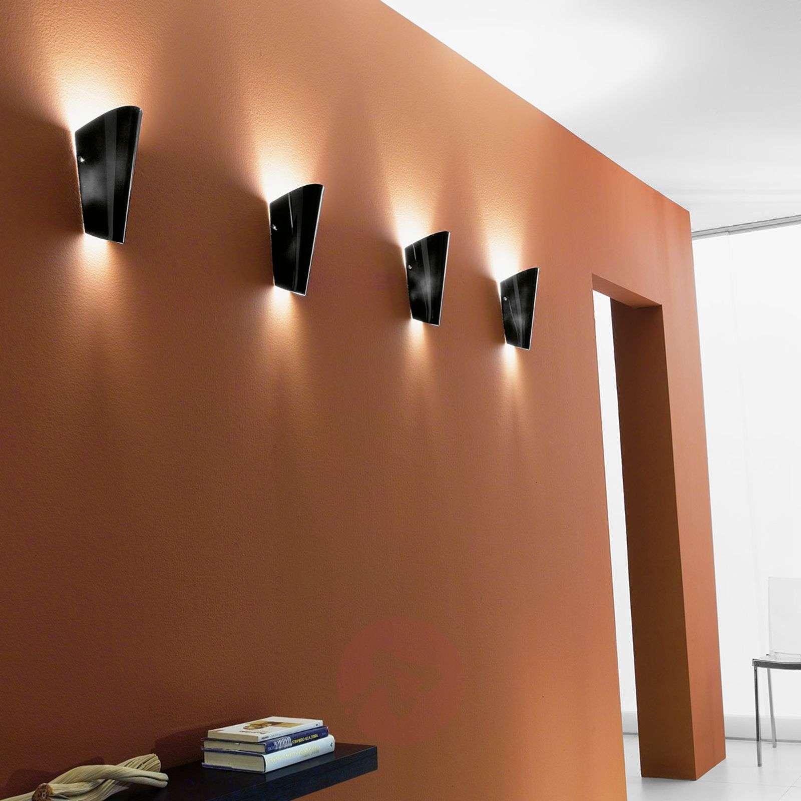 Coloured glass wall light bloom lights coloured glass wall light bloom 8525585x 08 aloadofball Gallery