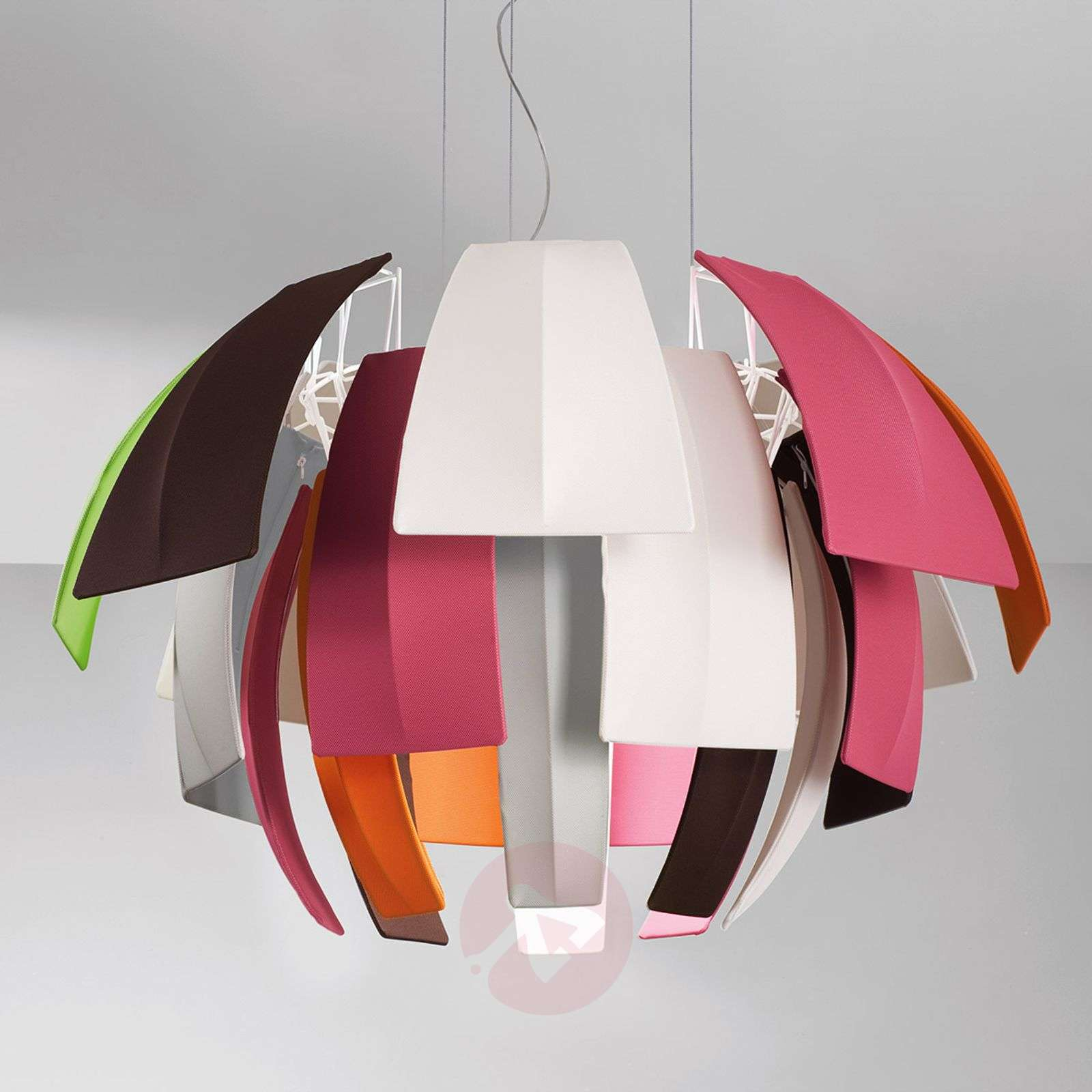 Colourful hanging light Plumage-1088065X-01