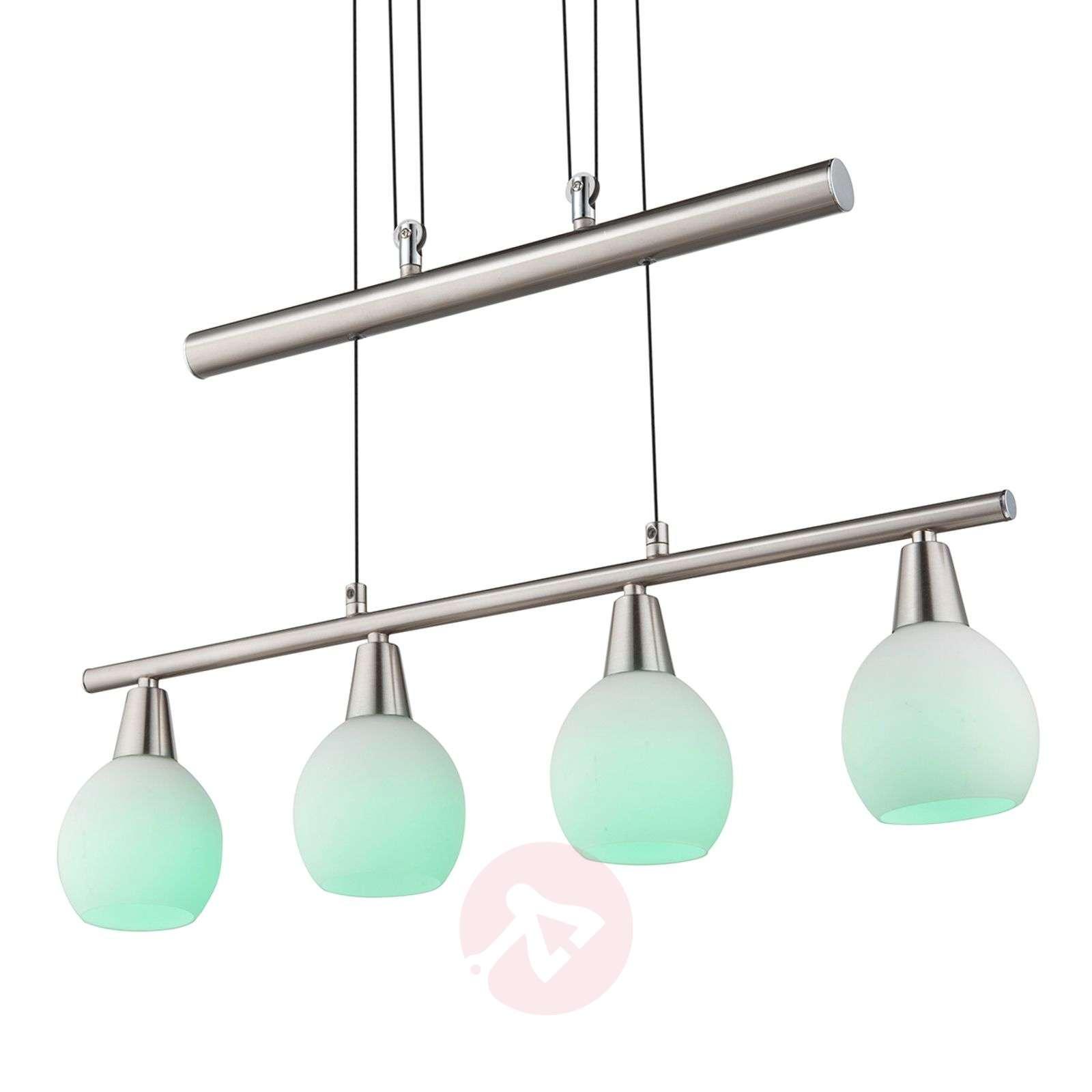 Colourful LED pendant lamp Kaiden-4014883-01