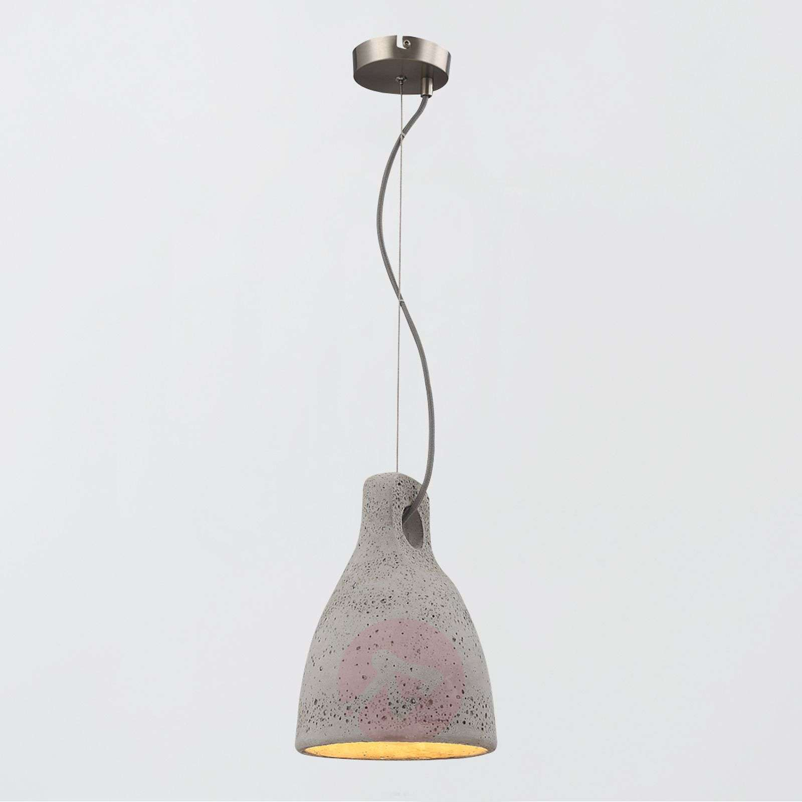 varaluz concrete pendant products rsz geostar mini