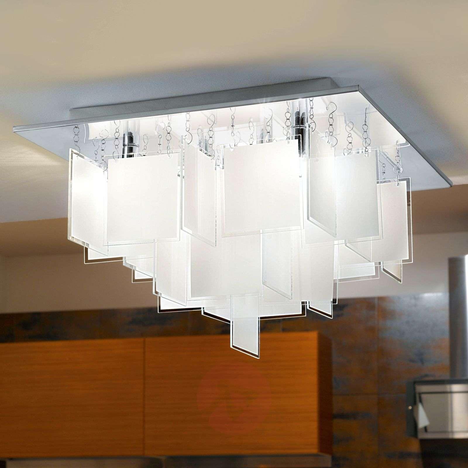 Condrada 1 Unique Ceiling Lamp Gl Hangings 3031548 01