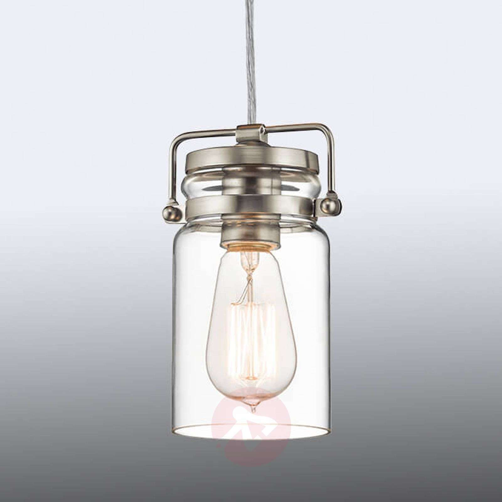 Contemporary hanging light Brinley, retro style-3048731-01