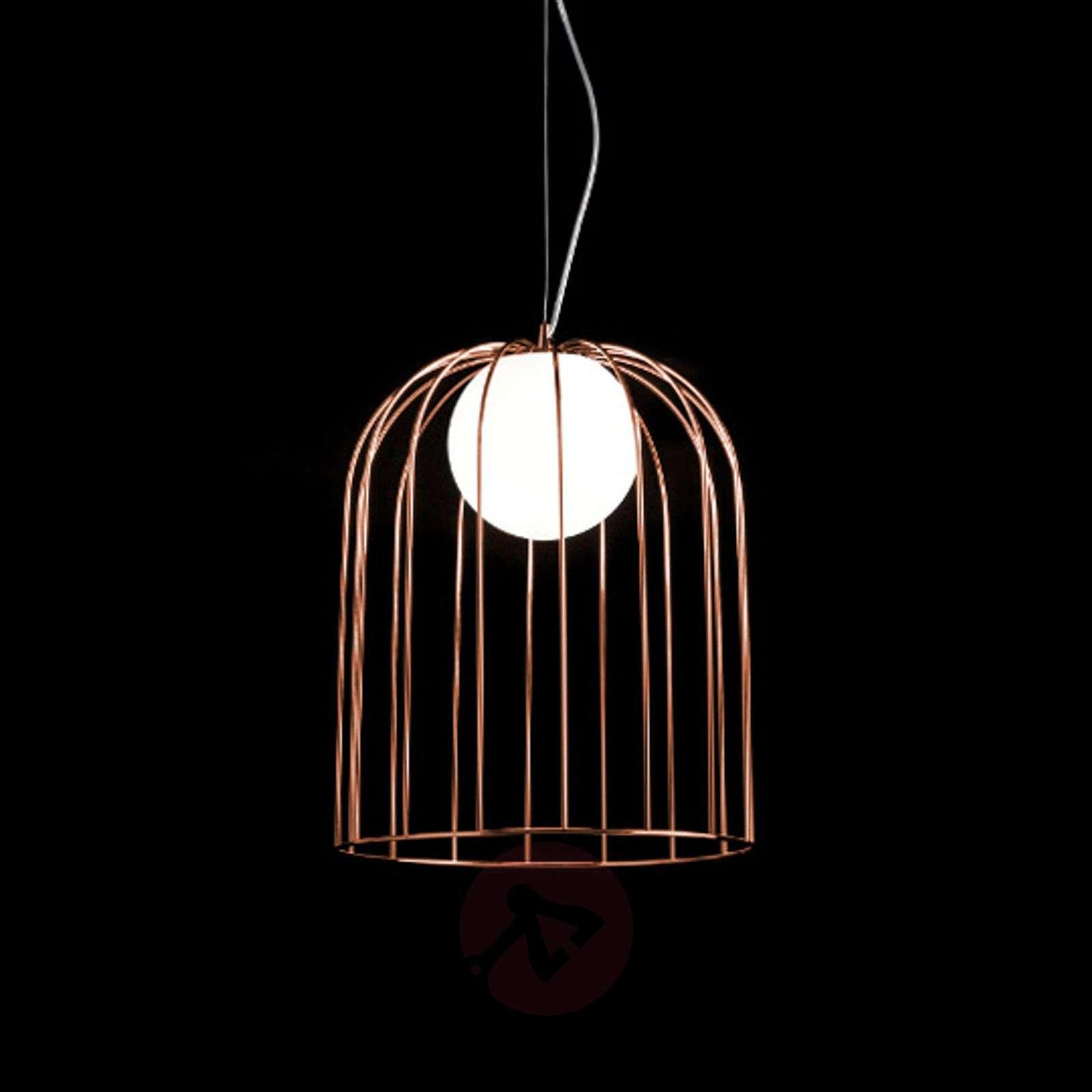 Copper lampshade designer pendant lamp kluvi lights copper lampshade designer pendant lamp kluvi 8525774 01 aloadofball Choice Image