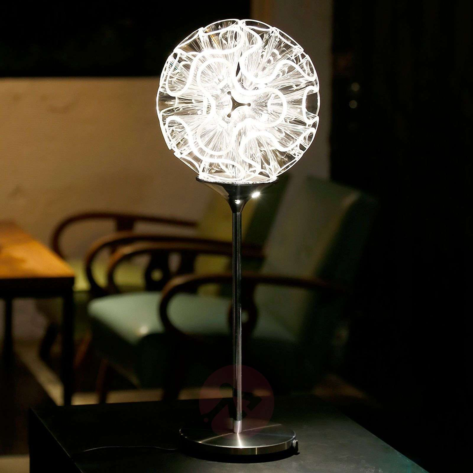 Coral designer table lamp with LED-7751013X-01