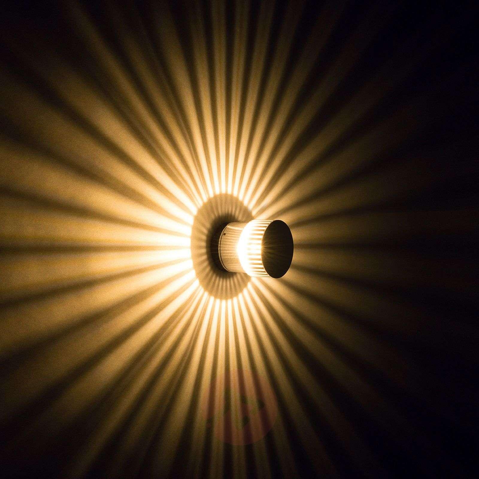 Corina striking LED outdoor wall light IP54-9505999-01