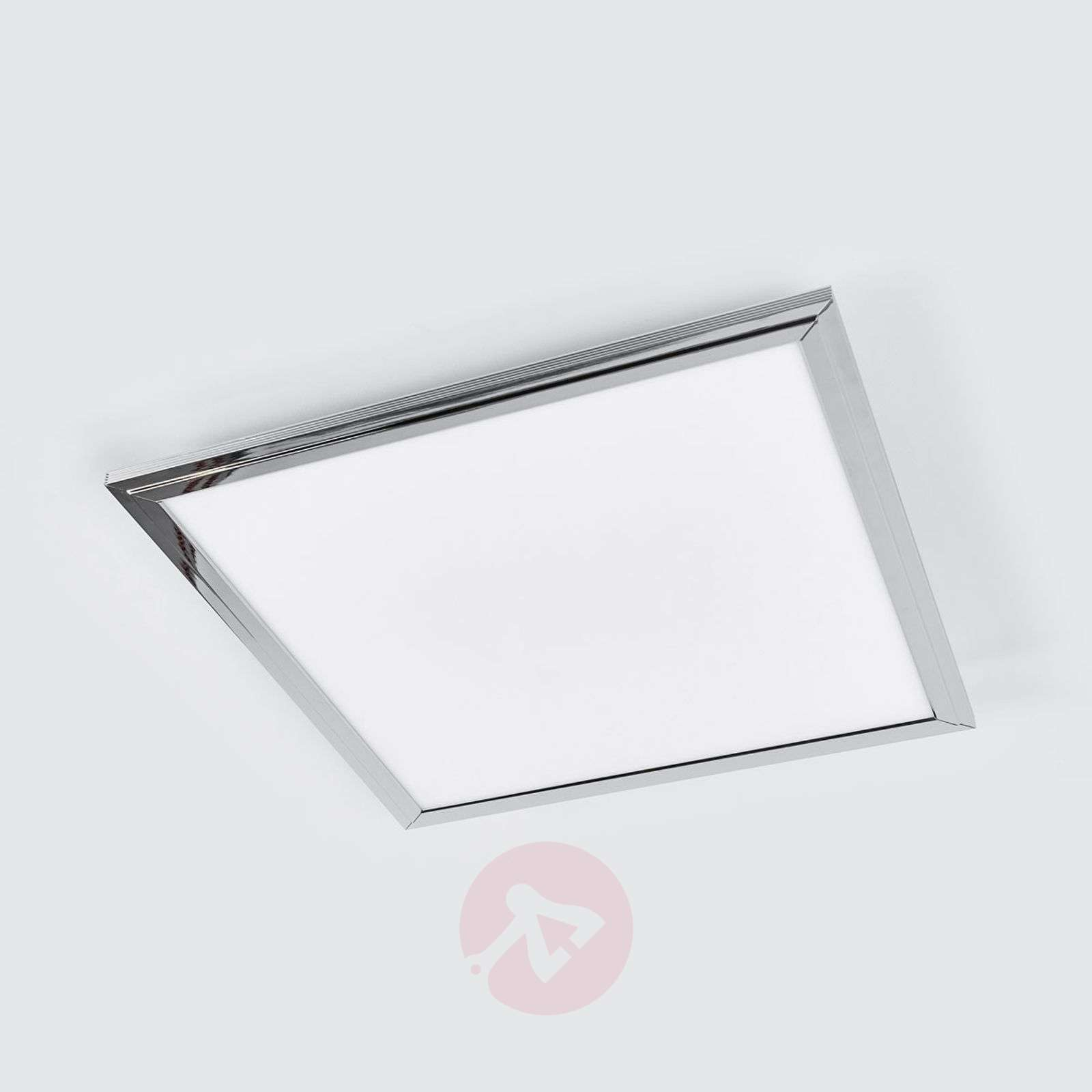 Corinna CCT LED panel, RGB, remote 42 x 42 cm-1558128-01