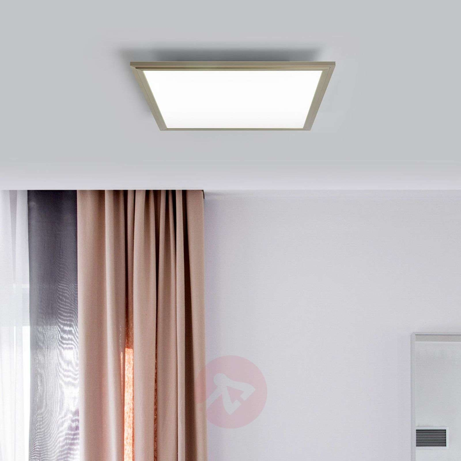Corinna LED ceiling light 2700 6200K, 42 x 42 cm-1558120-04