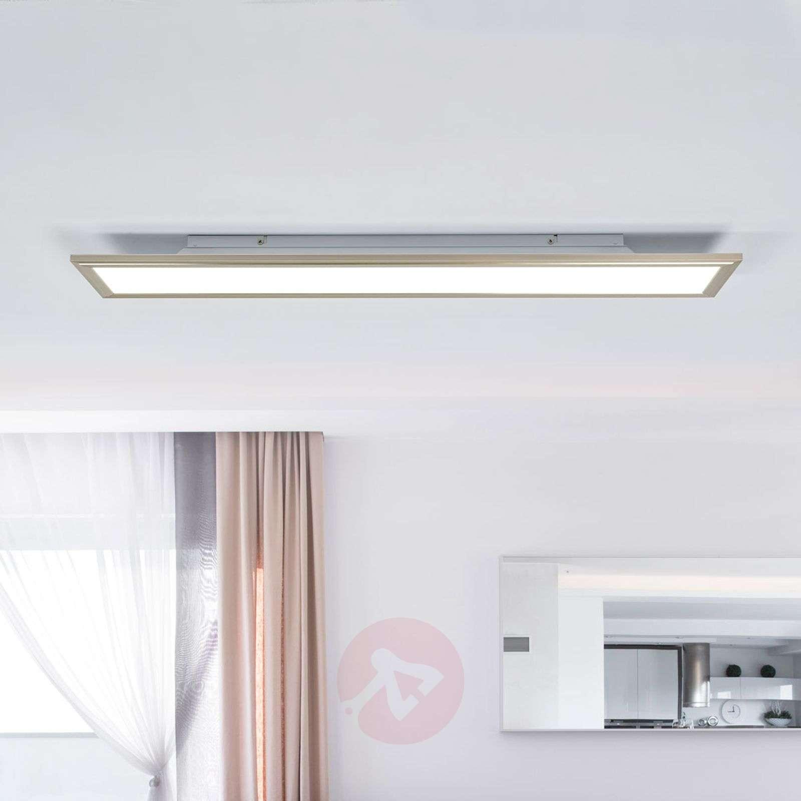 Corinna LED ceiling light 2700 6200K, 90 x 15 cm-1558116-03