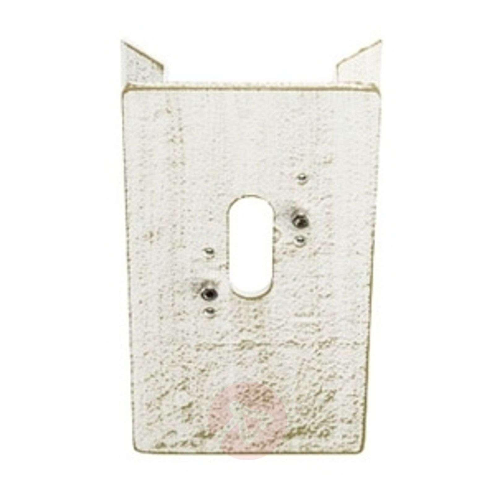 Corner block for outdoor wall lights-4000270X-01