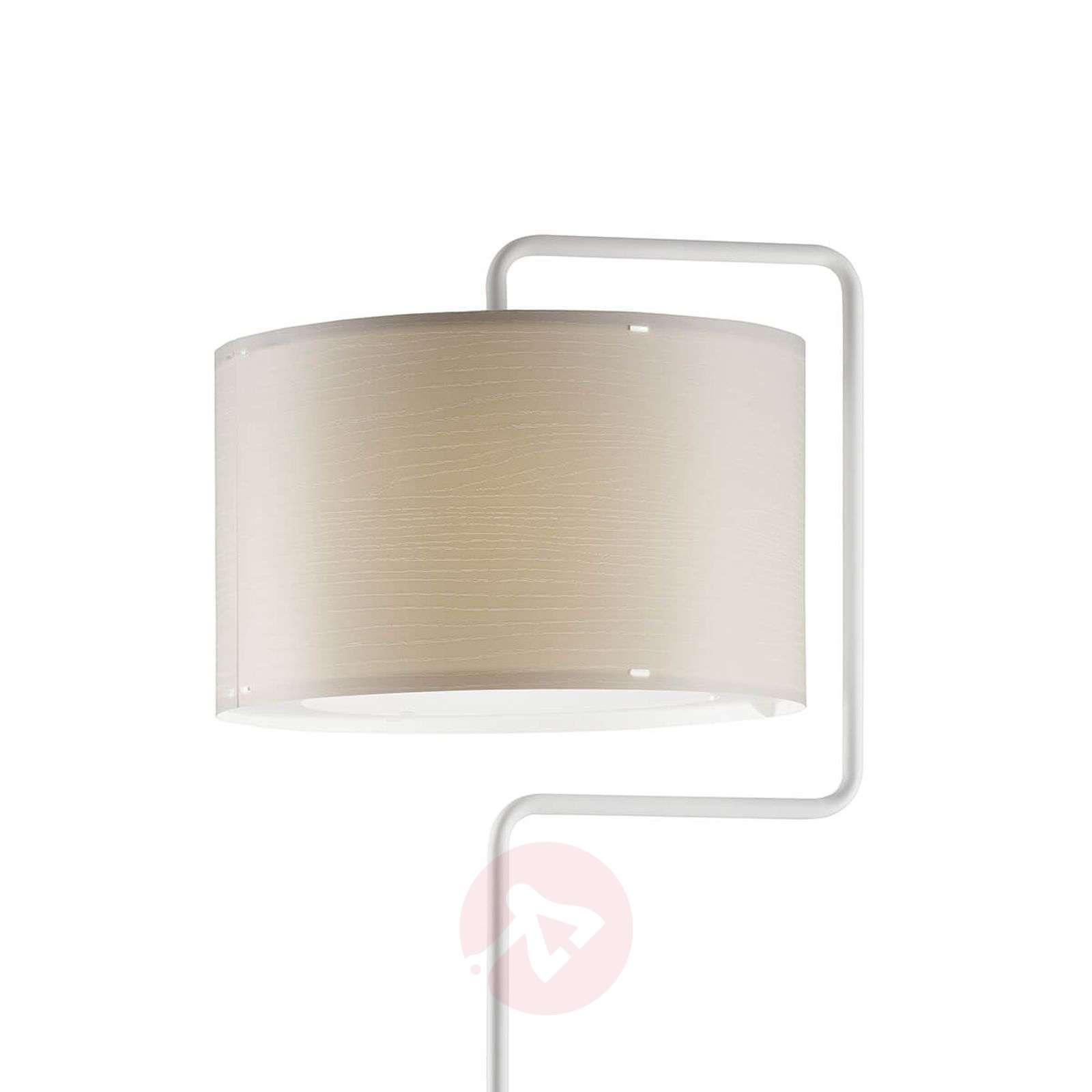 Cream coloured floor lamp morfeo lights cream coloured floor lamp morfeo 1056093 05 aloadofball Choice Image