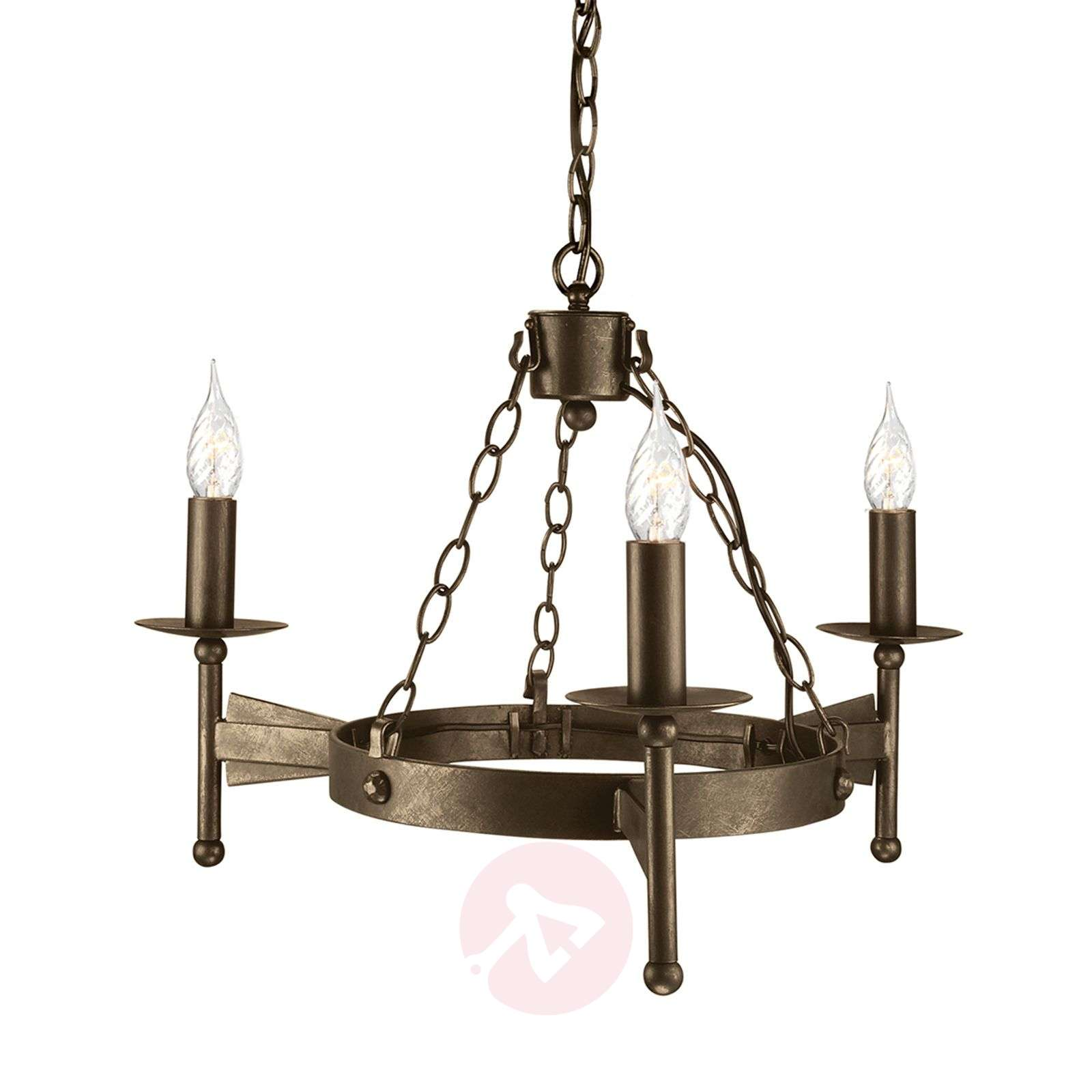 Cromwell Hanging Light Medieval-3048055X-03