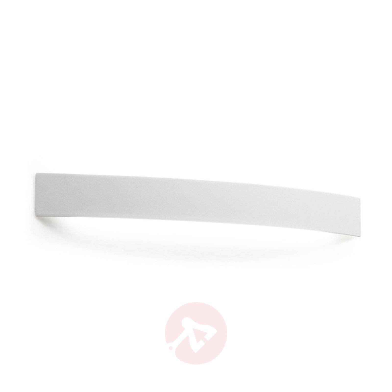 Curved Curve LED wall light in white-6042236-01