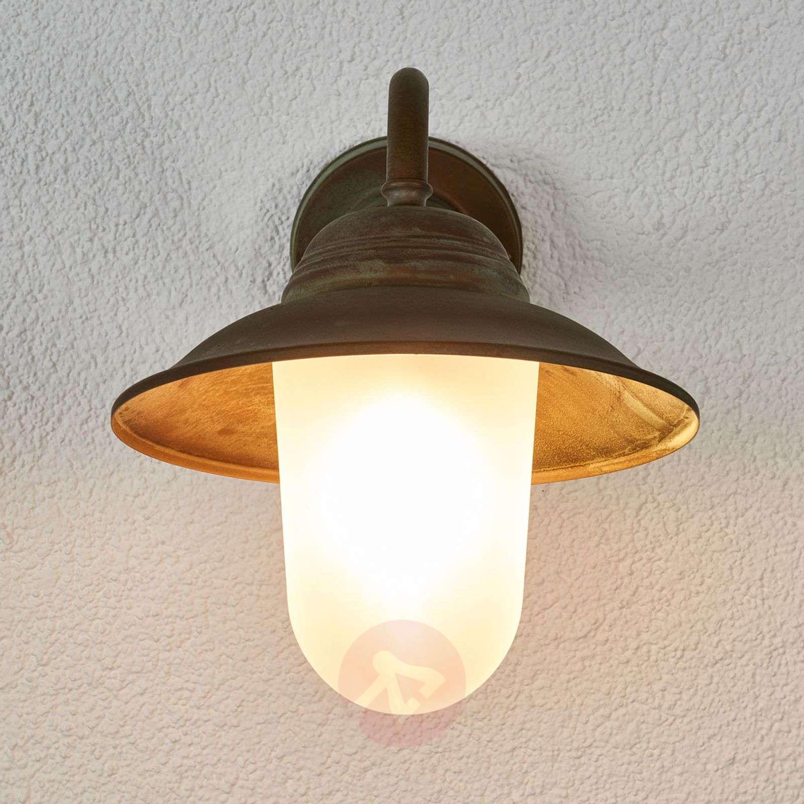 Curved outdoor wall light Birga-6515248-01