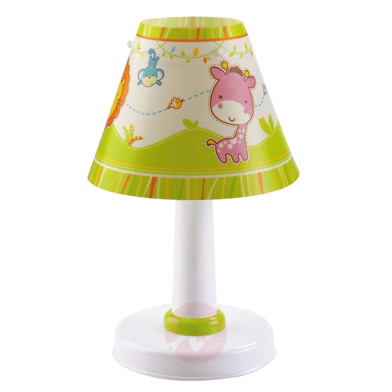 Cute childrens table lamp Little Zoo-2507360-01