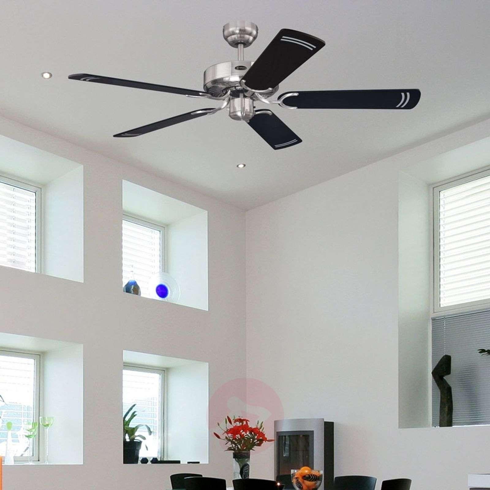 Cyclone ceiling fan in elegant black-9602044-08