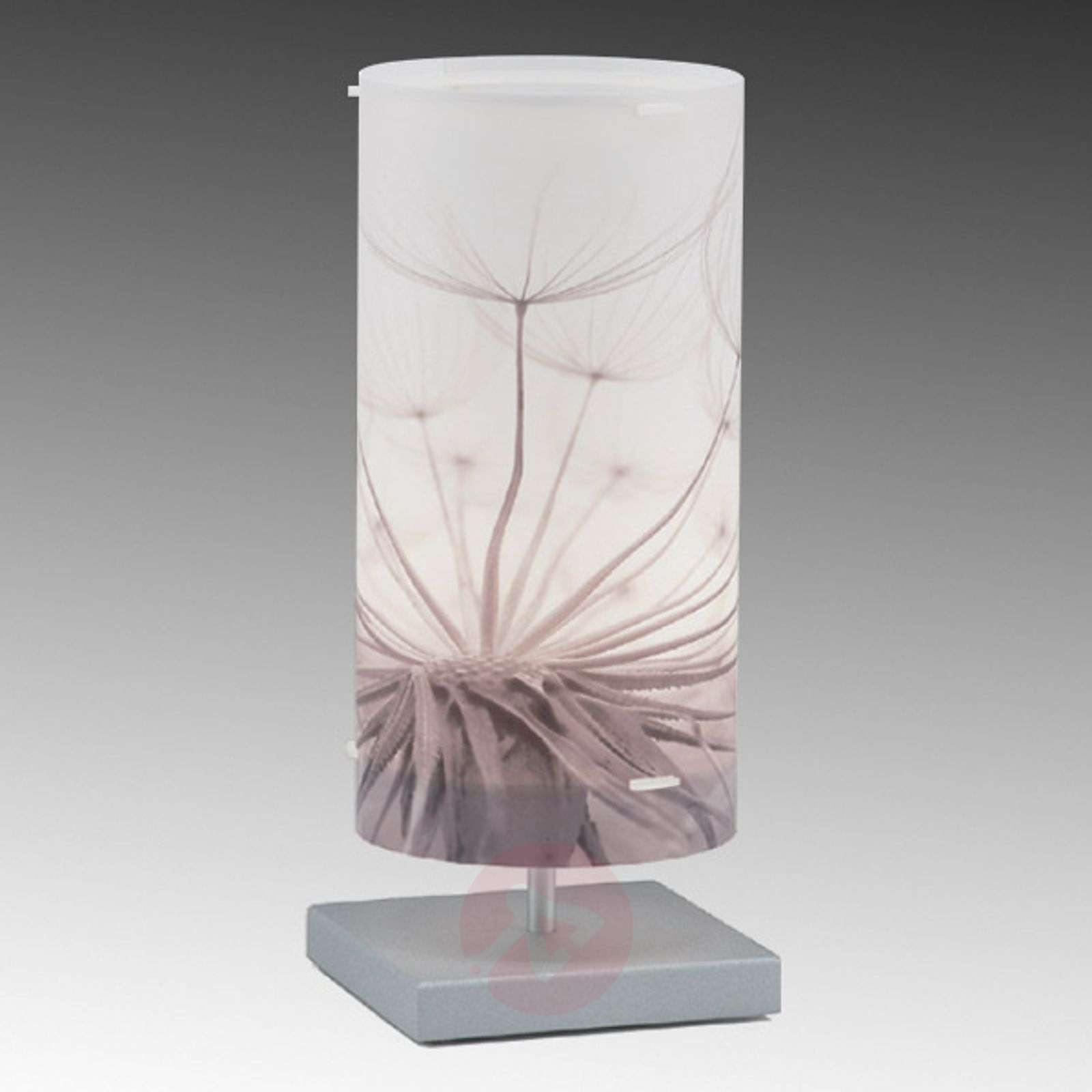 Dandelion table lamp in natural design-1056091-01