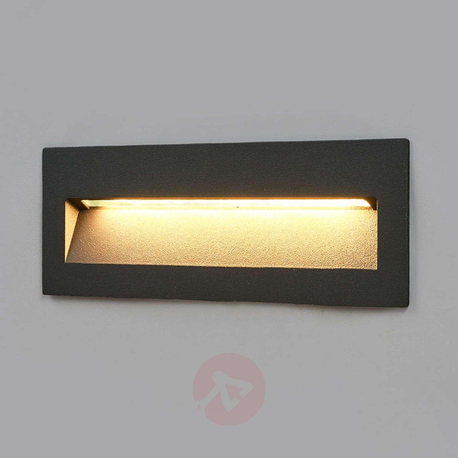 Recessed Outdoor Lighting Wall - Outdoor Lighting Ideas