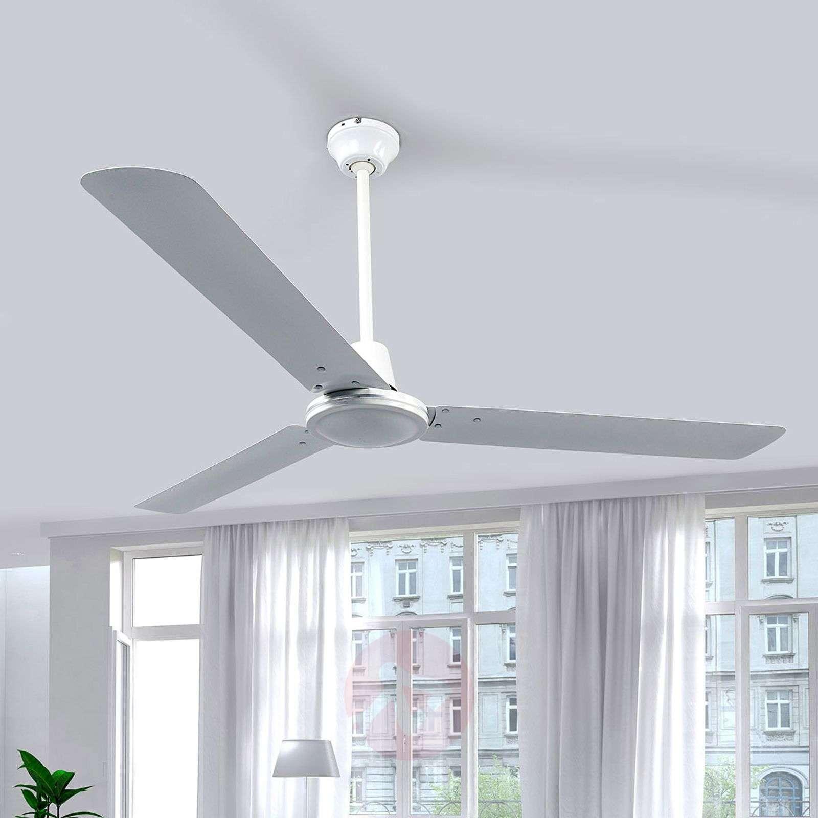 Dawinja three-blade, white ceiling fan_4018099_1