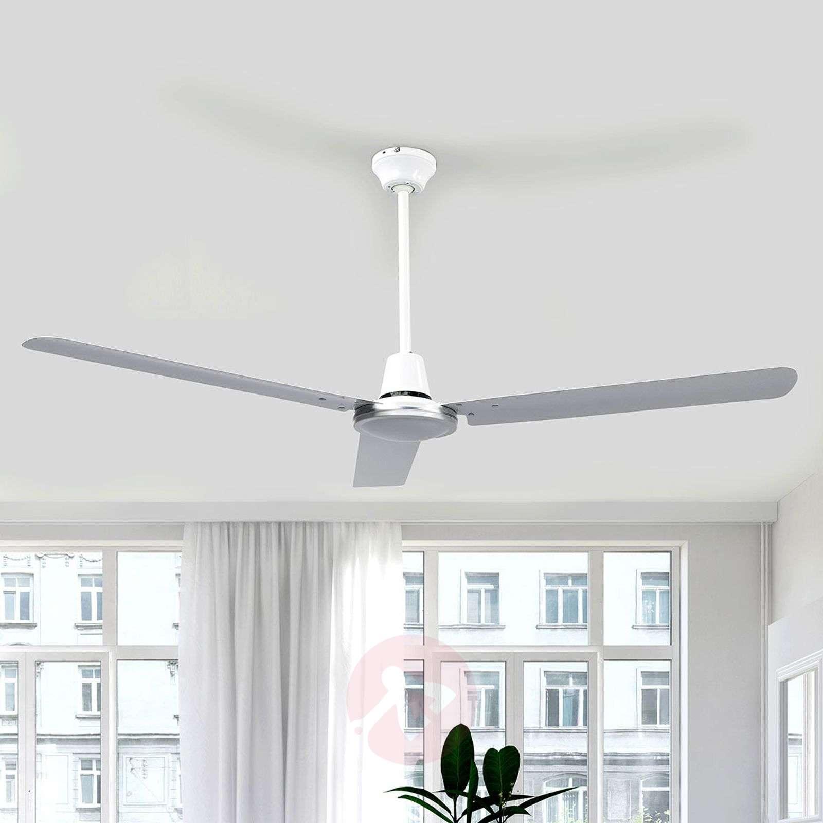 Dawinja three-blade, white ceiling fan-4018099-011