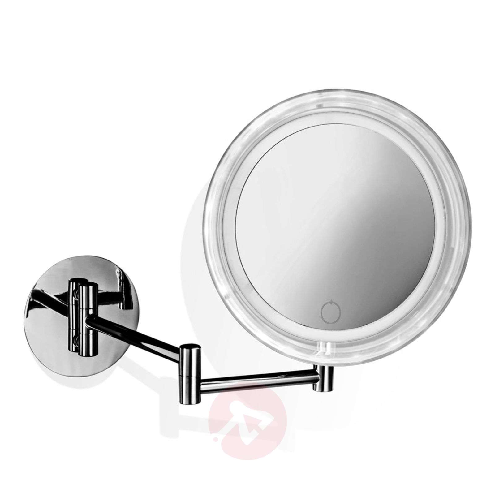 Decor Walther BS 17 Touch LED wall mirror round-2504975-01