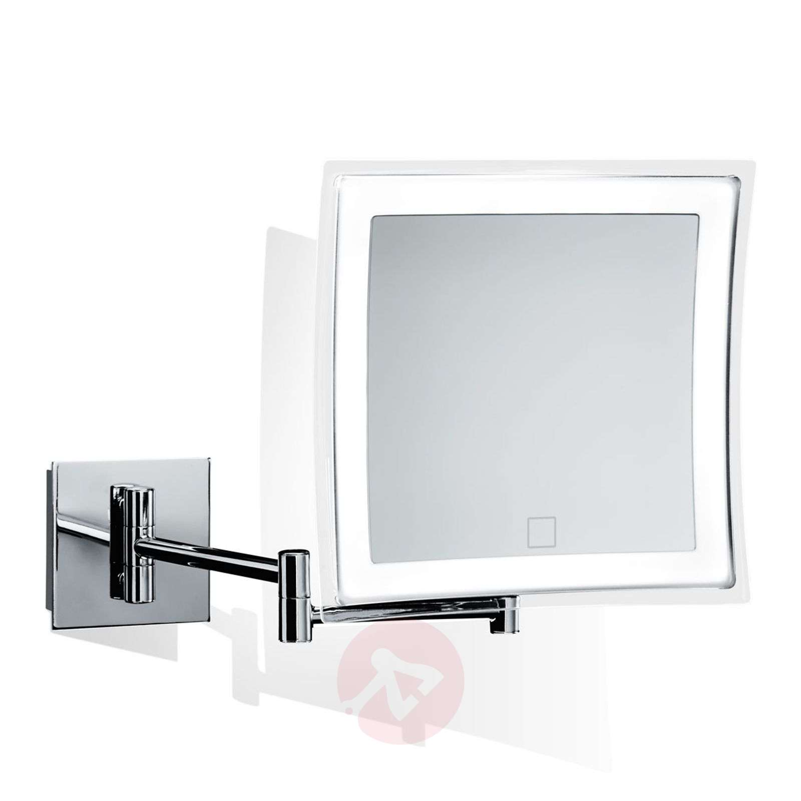 Decor Walther BS 85 Touch LED wall mirror square-2504973-01