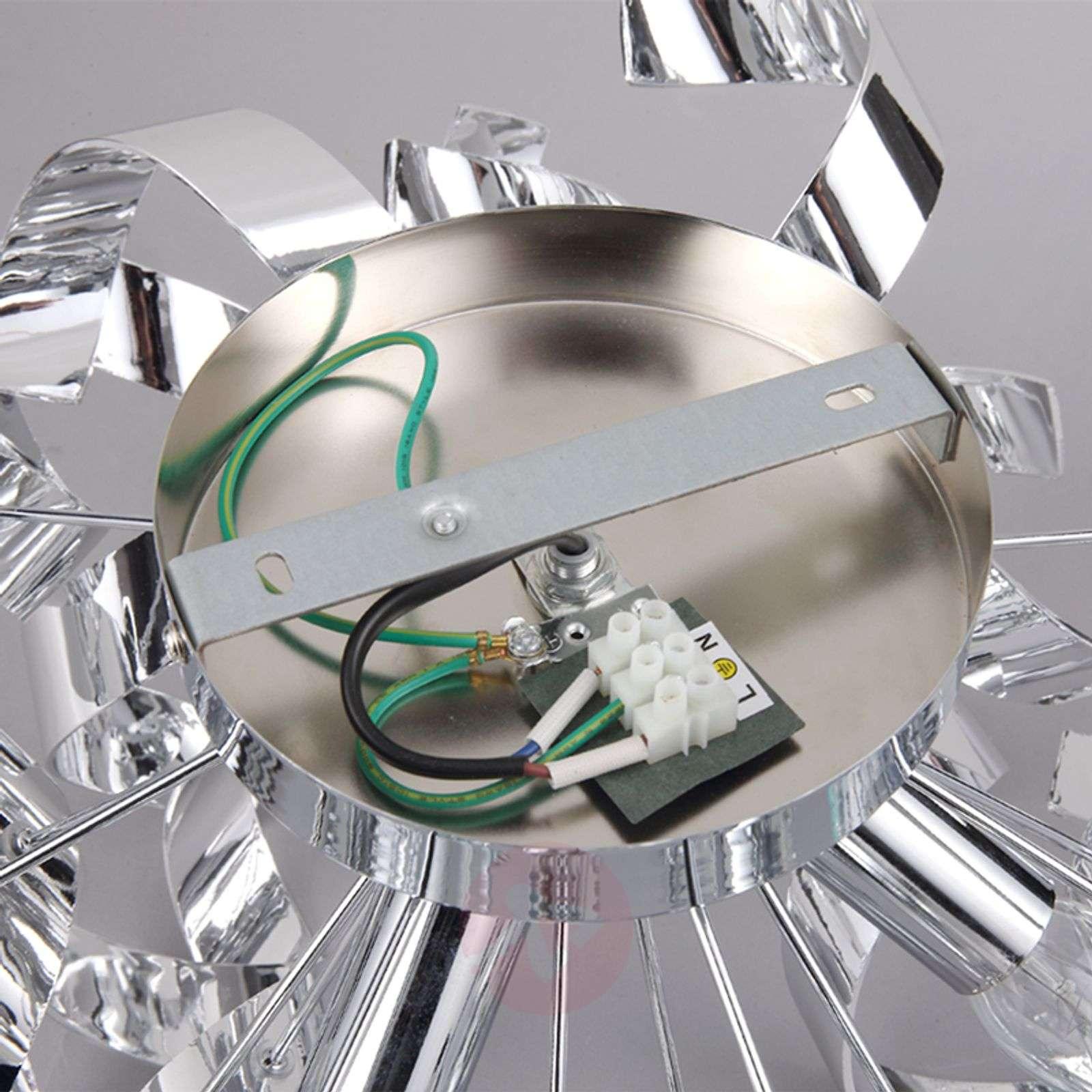 Decorative chrome ceiling lamp Elviro-9620663-09