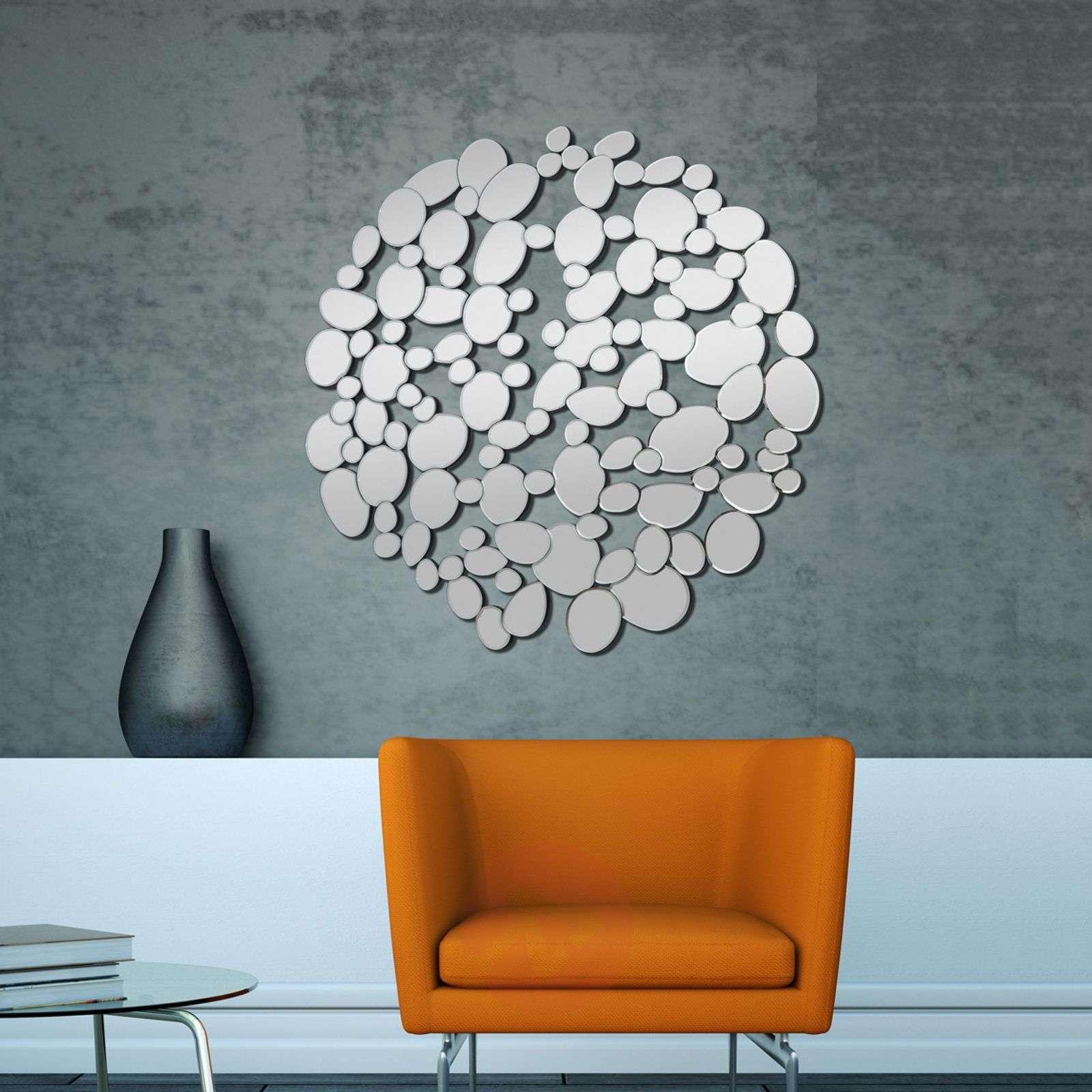 Decorative Designer Wall Mirror Bubble Round Lights Ie