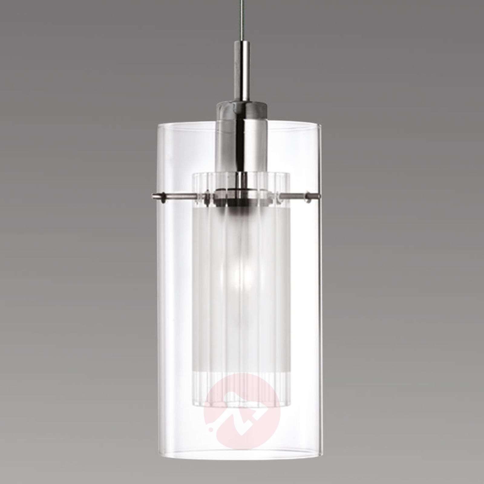 Decorative Duo 1 hanging light, 1-bulb-8570304-01