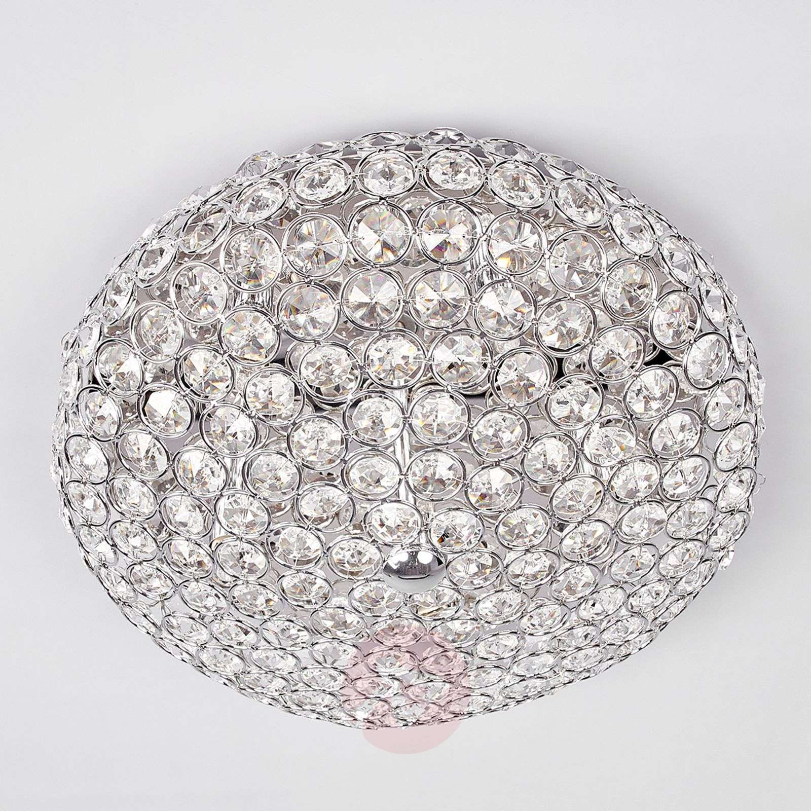 Decorative Edda crystal ceiling light-9973001-01