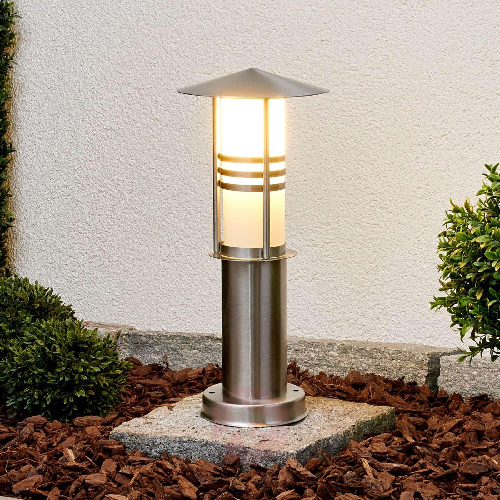 Decorative Erina stainless steel pillar light-9960030-01