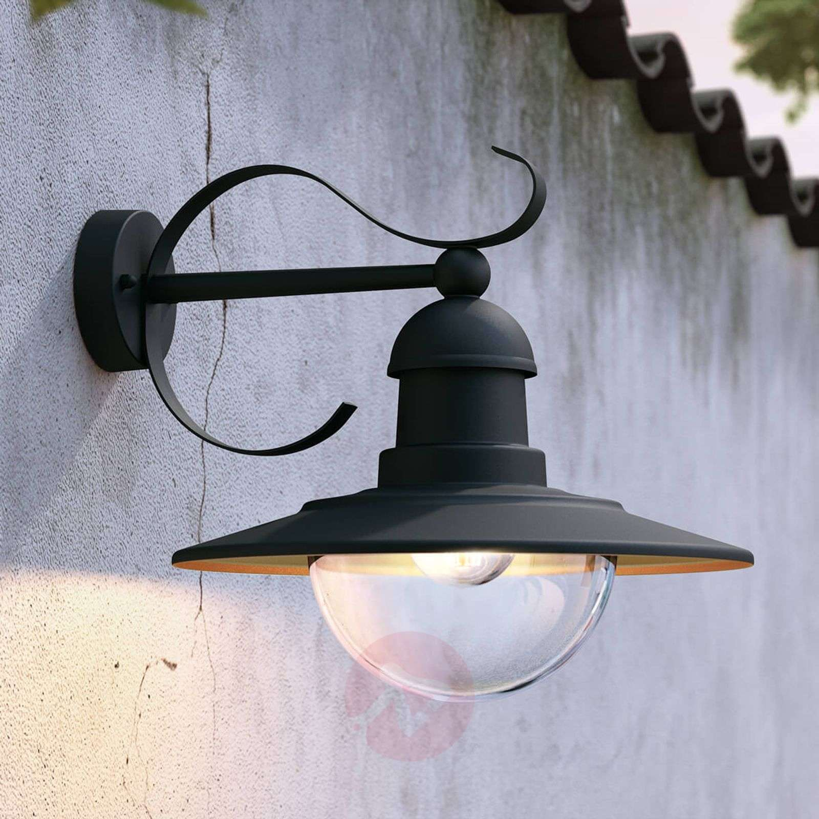 Decorative outdoor wall light Topiary myGarden-7531956-01