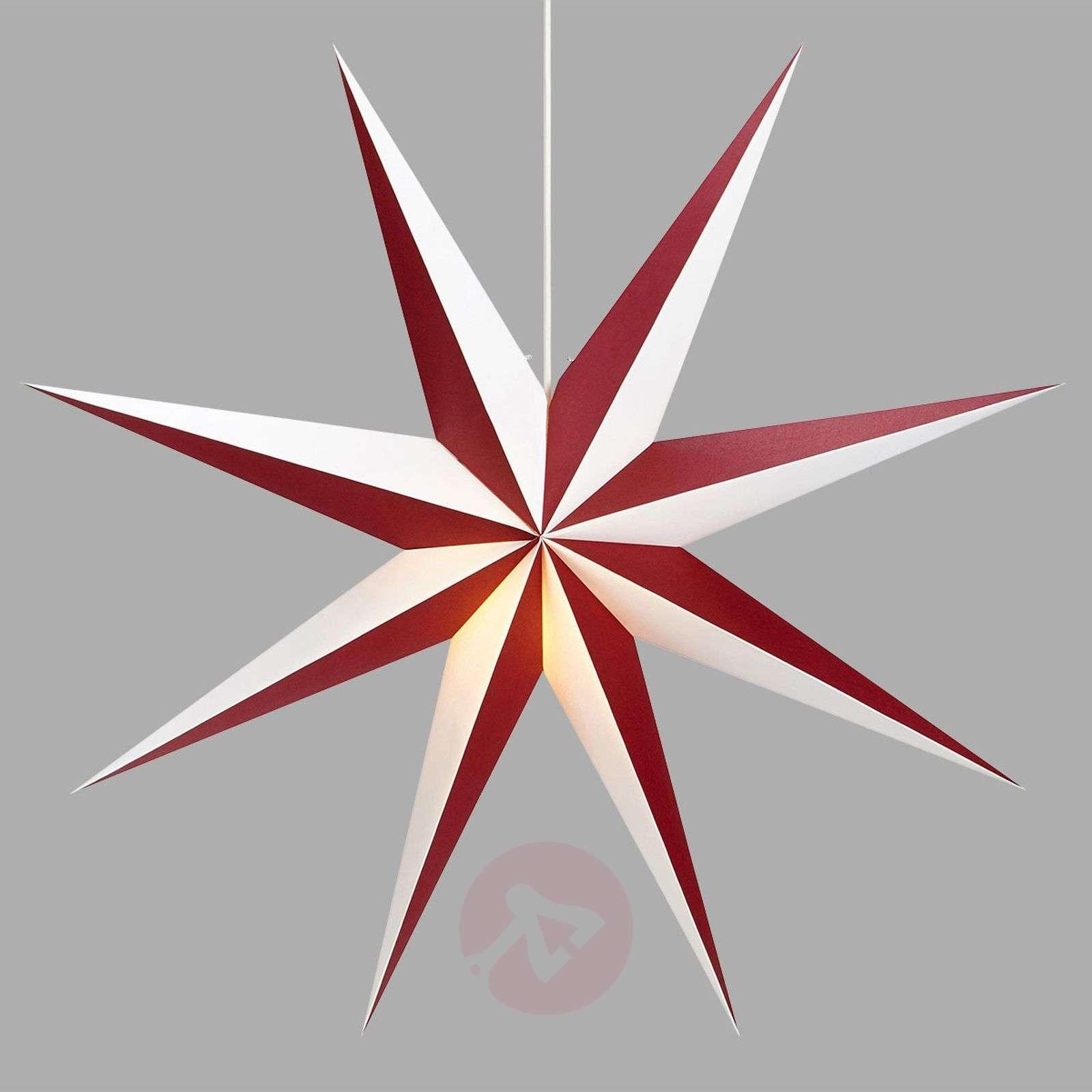 Decorative paper star Alva-6507513X-01