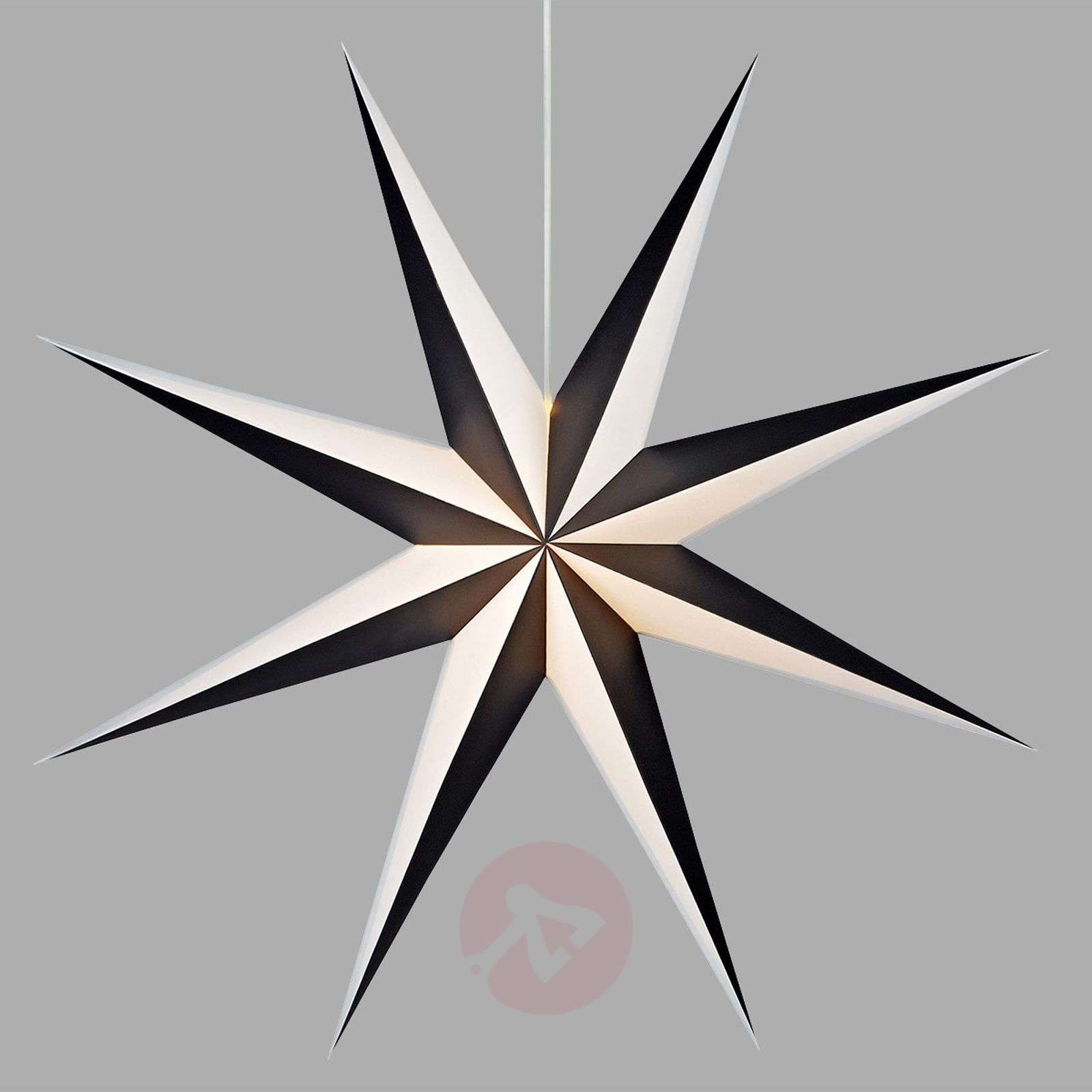 Decorative paper star Alva-6507513X-01