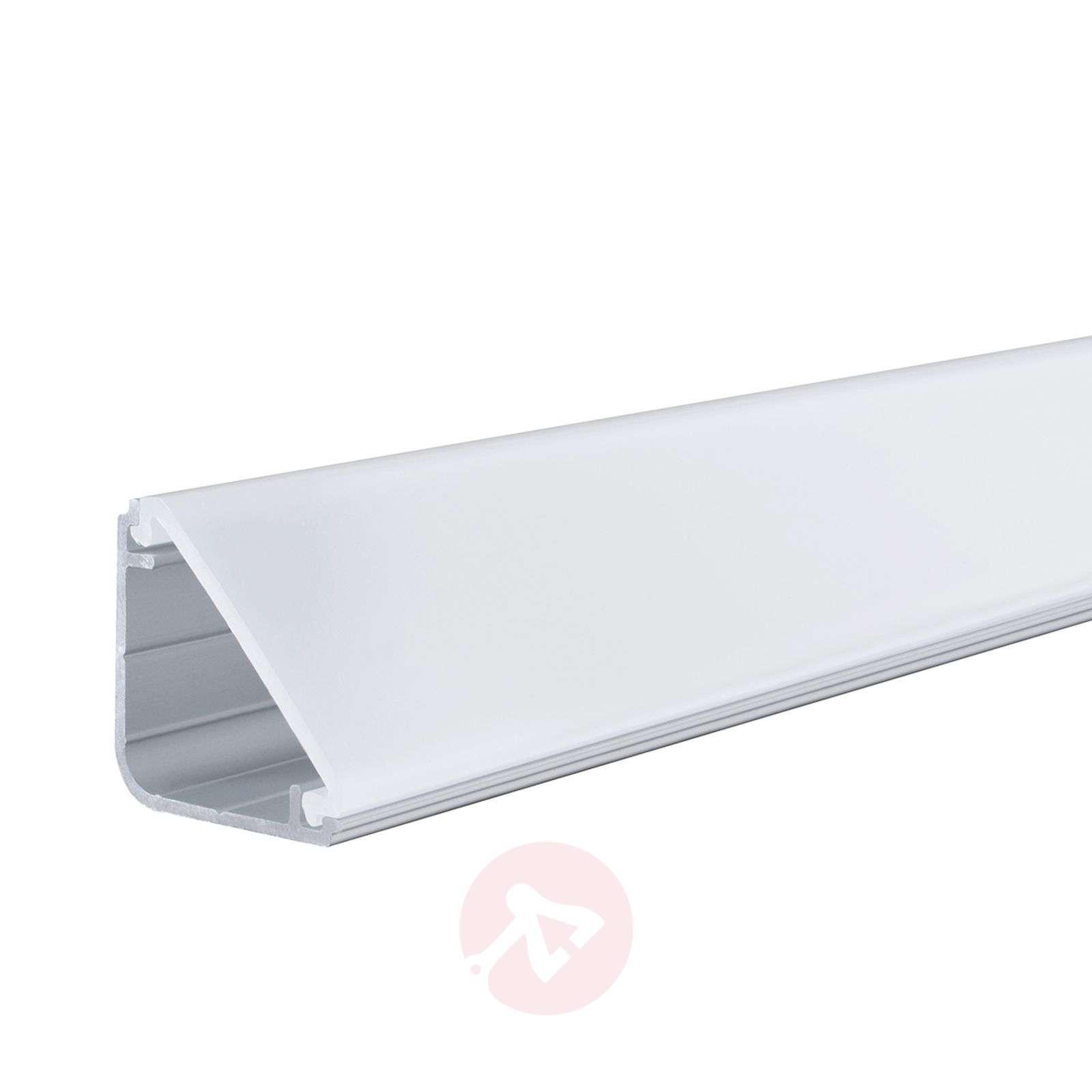 Delta profile for Caja LED strip system, 2 m-7600701-01