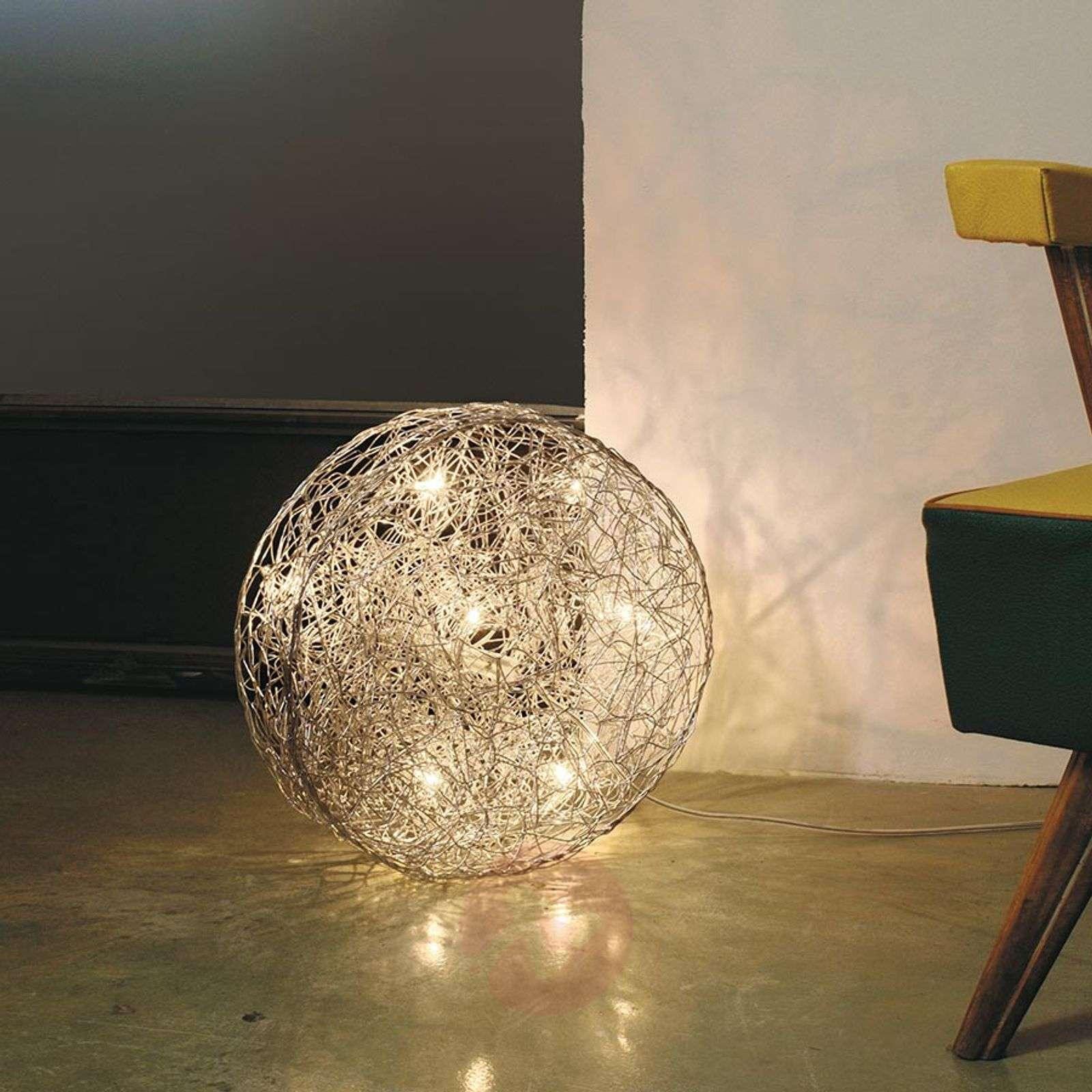 Designer floor lamp Rotola, 40 cm diameter-5538047-01