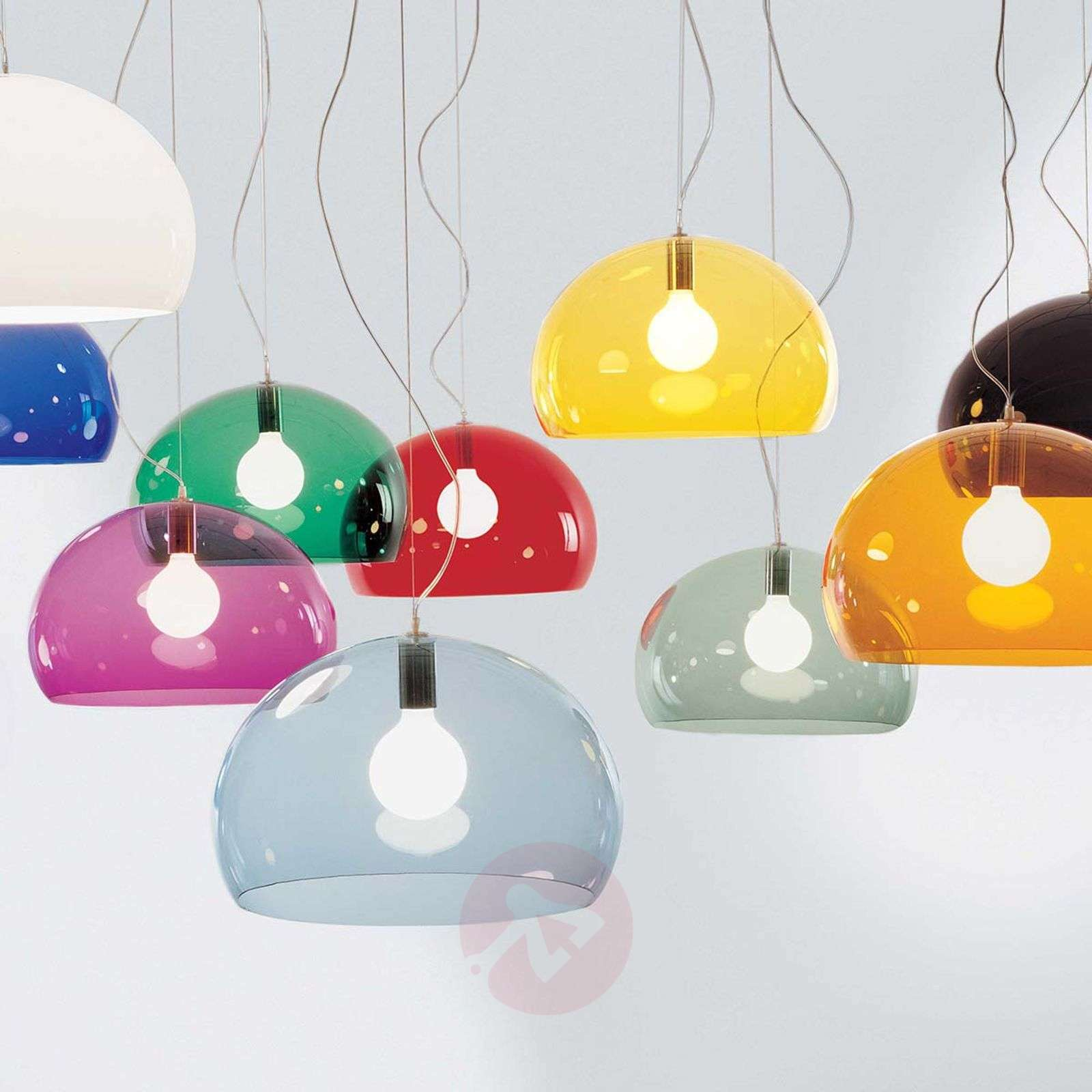 Designer LED pendant lamp FL/Y-5541056X-01