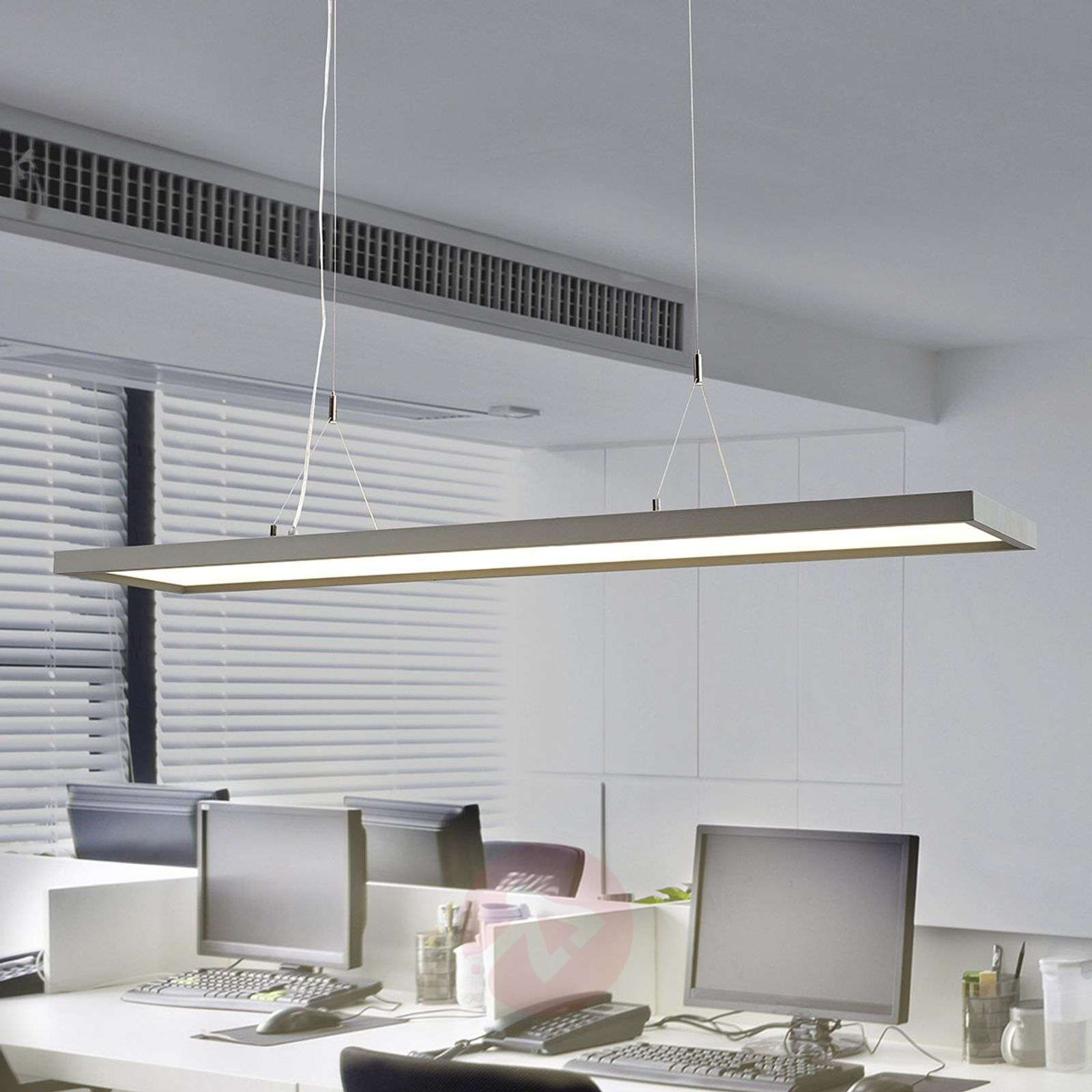 Dimmable Led Office Hanging Light Divia 9968015 03
