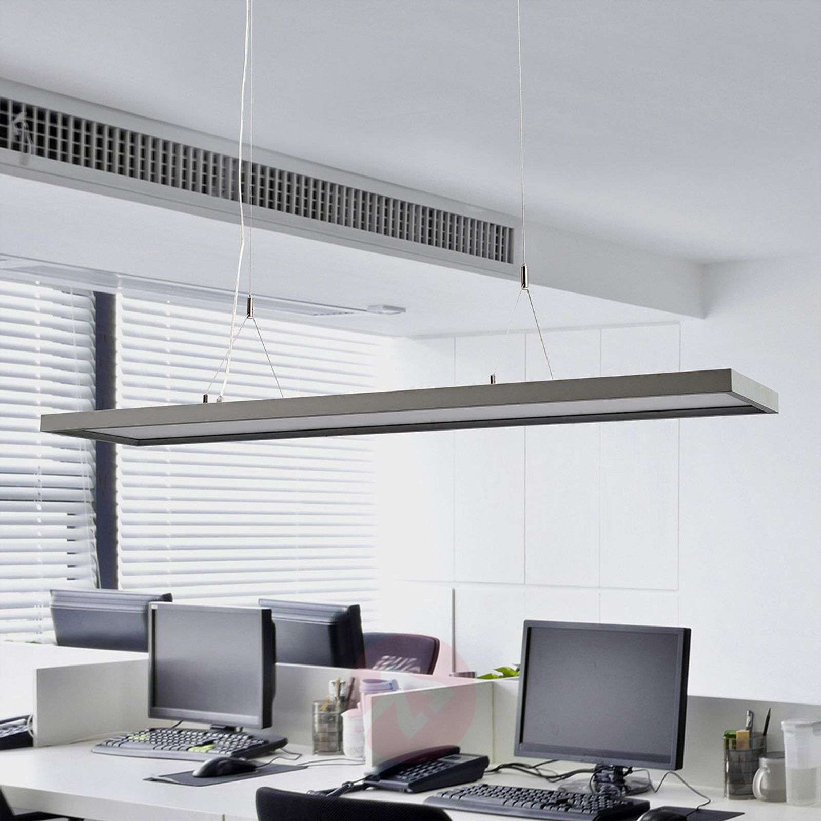 office hanging lights. Dimmable LED Office Hanging Light Divia-9968015-02 Lights G