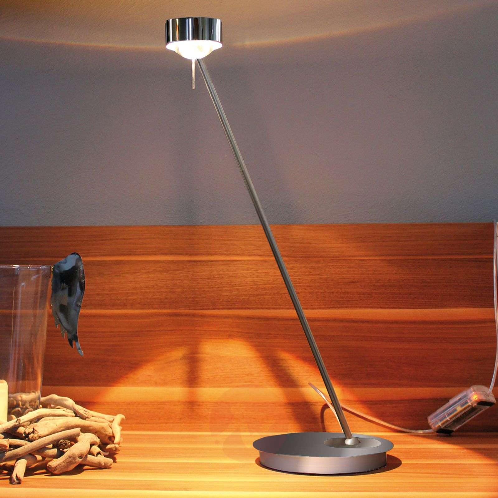 Dimmable Table Lamp Puk Table With Dimmer Switch Lightsie