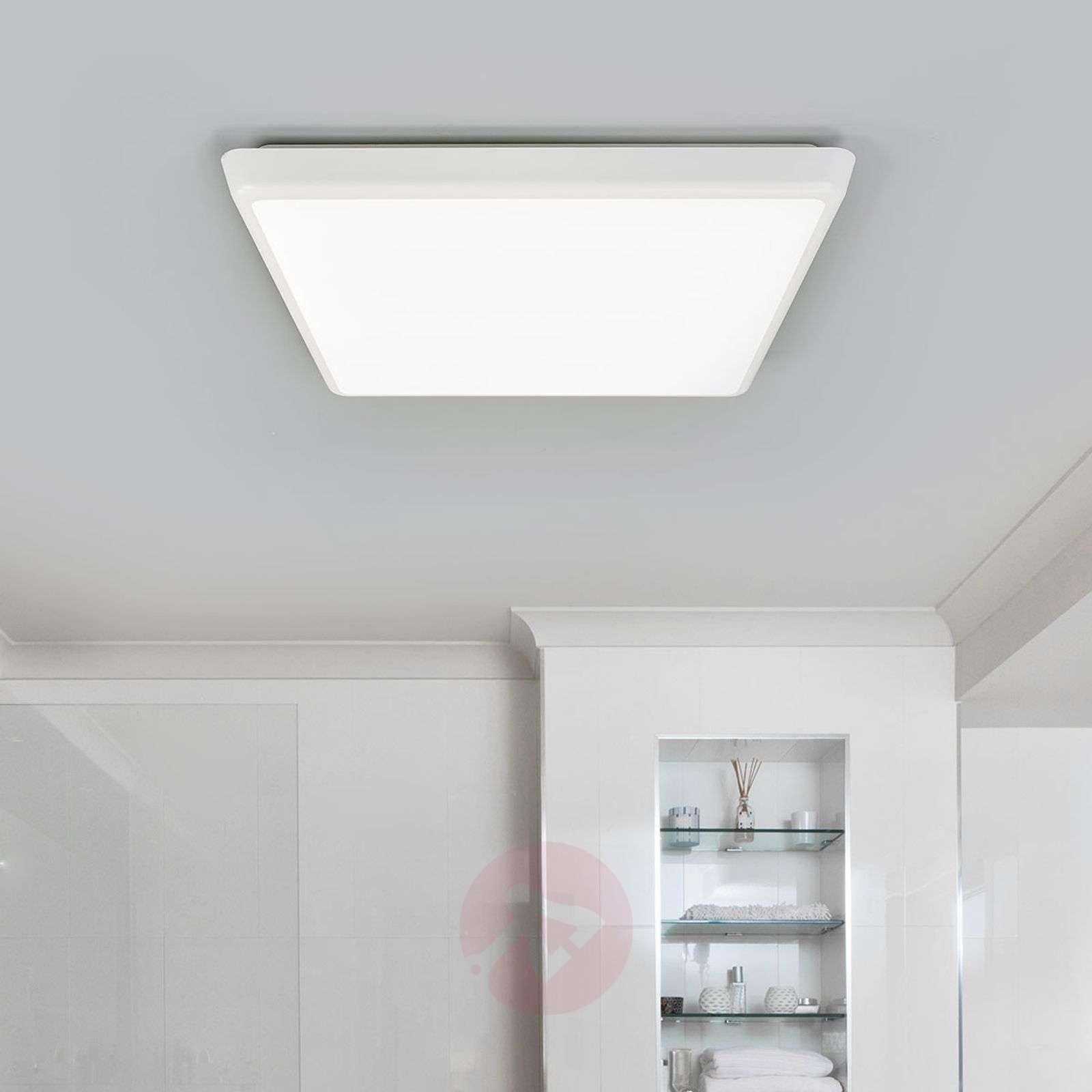 Discreet LED ceiling lamp Augustin, IP54 40cm-9967012-01