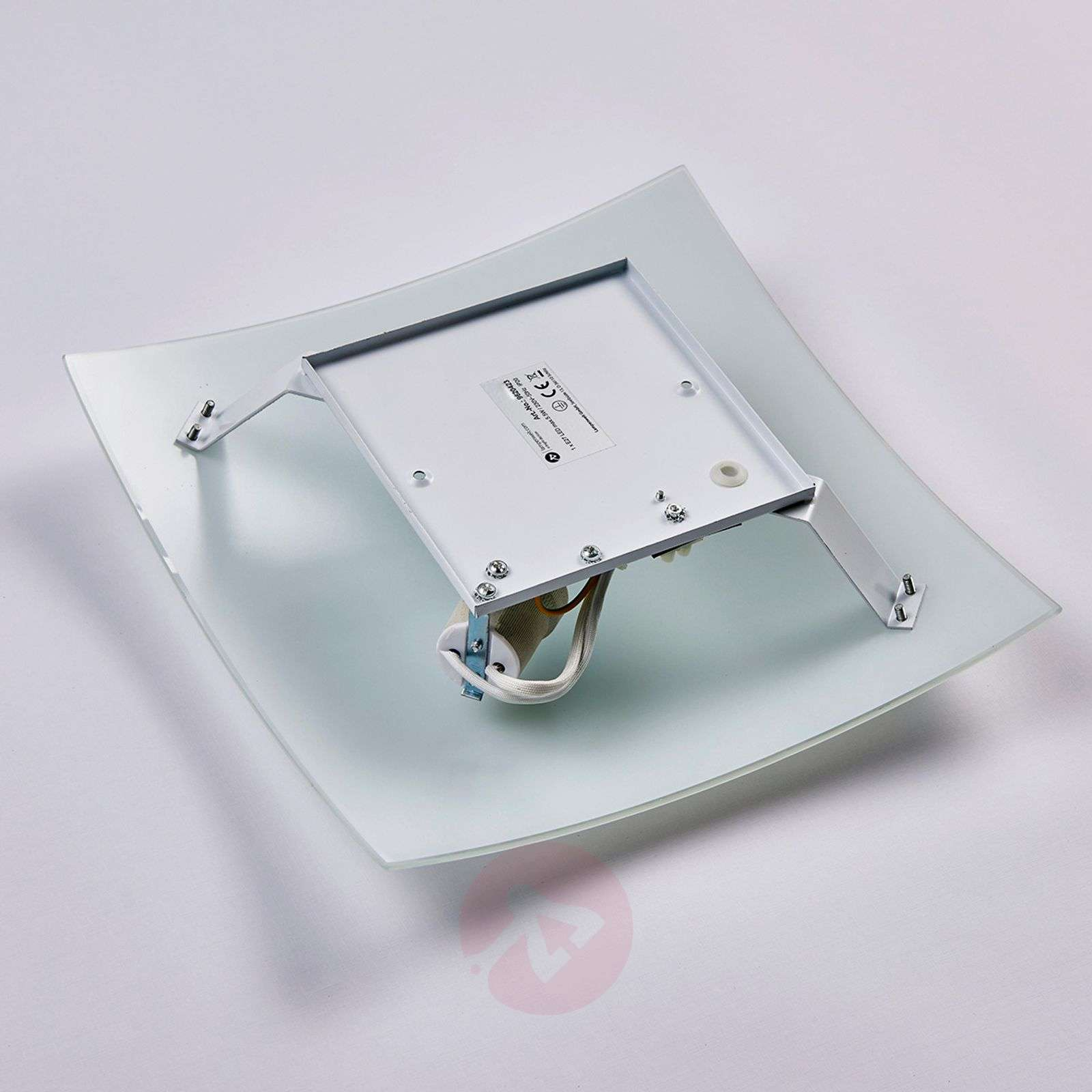 Domed ceiling light Vincent with an E27 LED-9620423-08