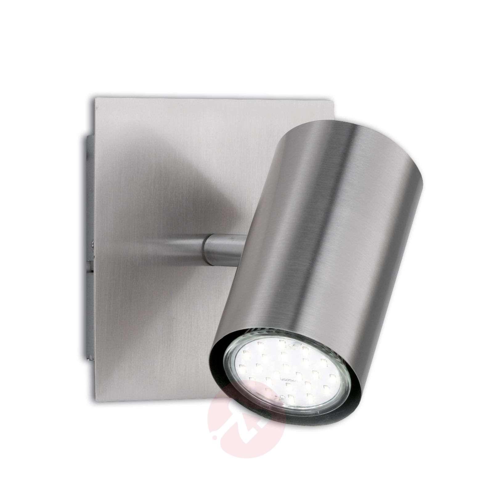 Dora wall spot. w/ adj. spotlight matt nickel-9005049-01
