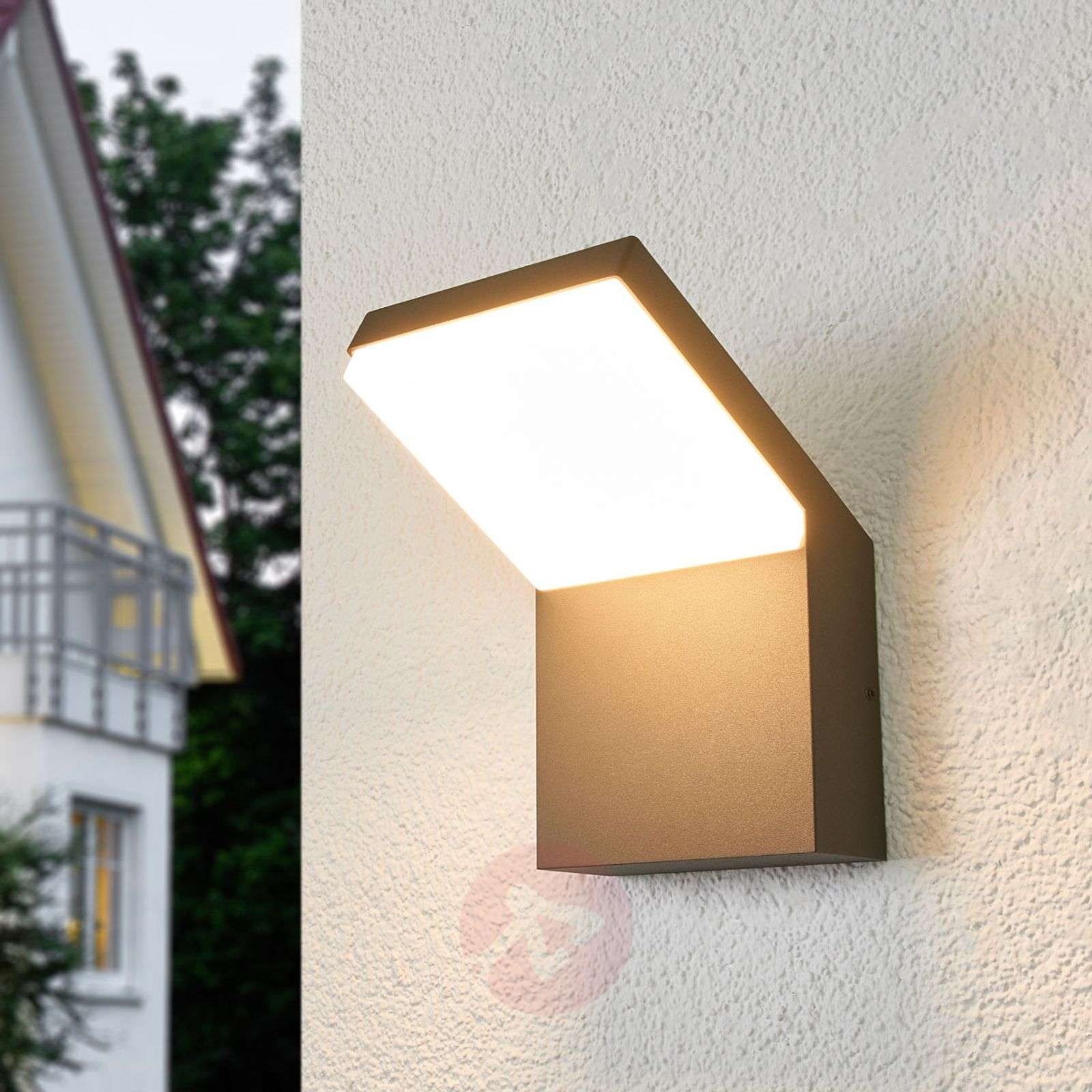 Downlighting LED outdoor wall lamp Yolena-9619117-02