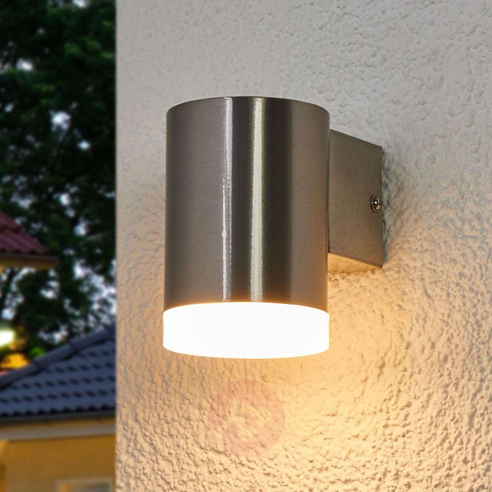 Downward facing LED outdoor wall light Eliano-9988088-03