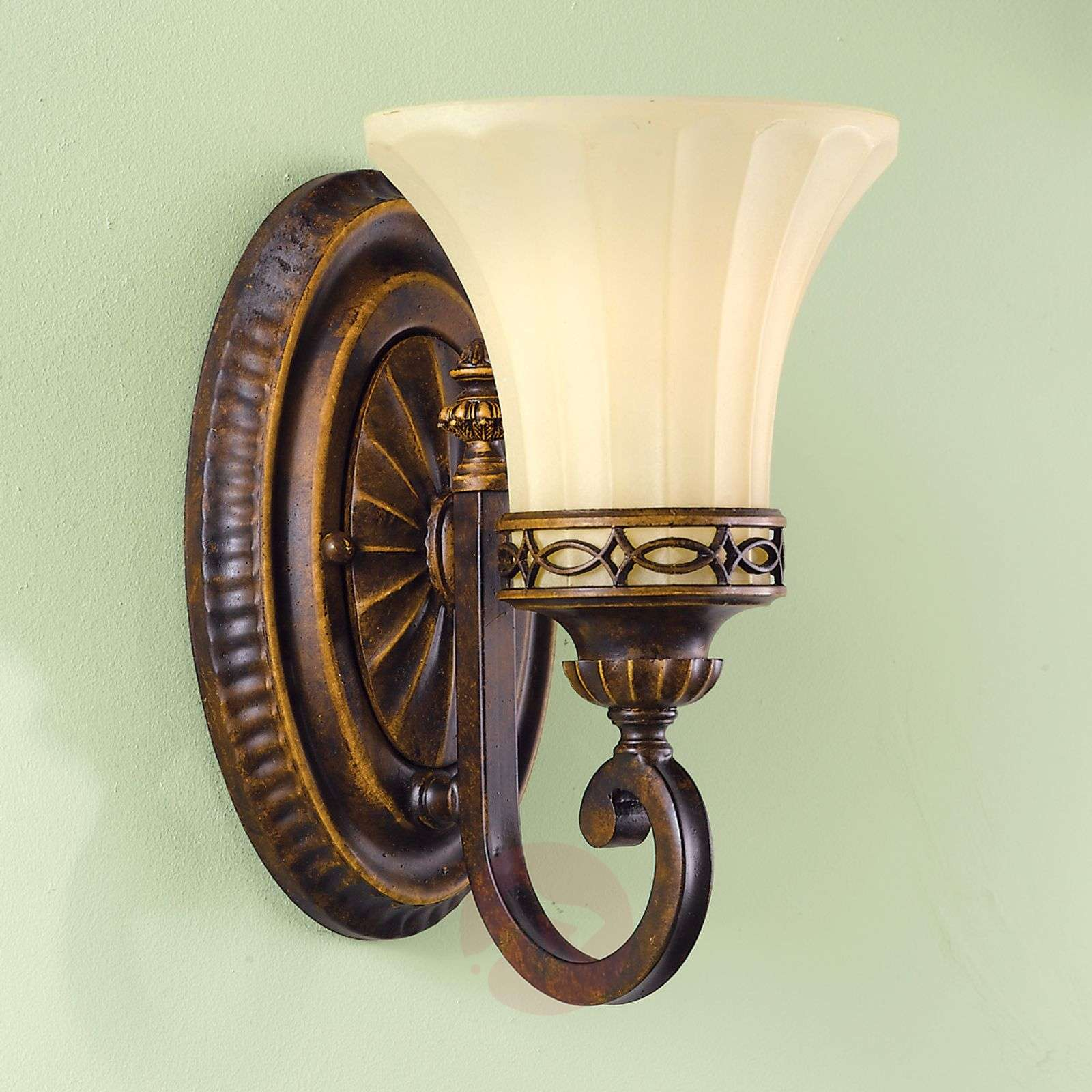 Drawing Room Wall Light Rustic-3048072-01