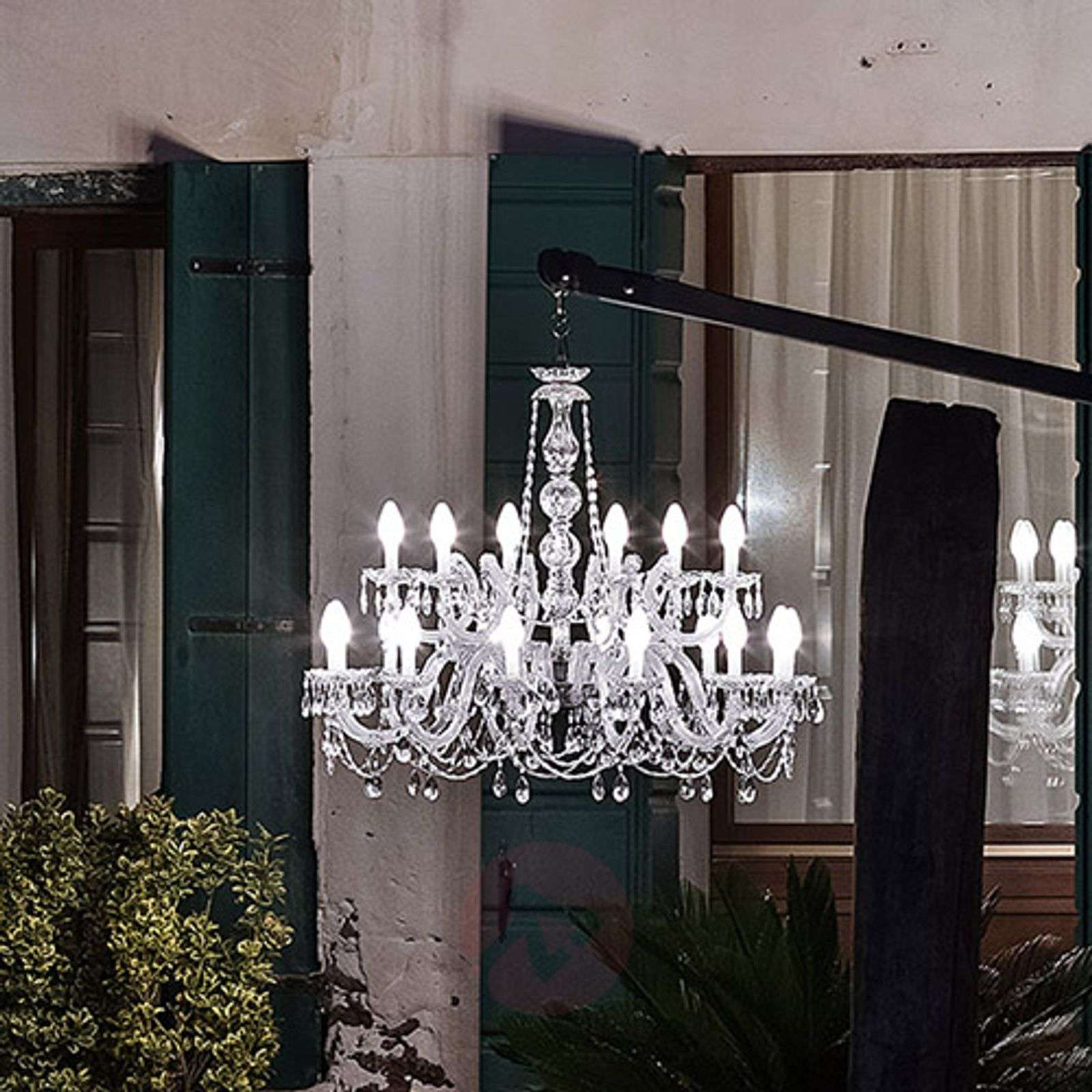 Drylight s18 18 bulb outdoor led chandelier lights drylight s18 18 bulb outdoor led chandelier 6517244 01 aloadofball Gallery