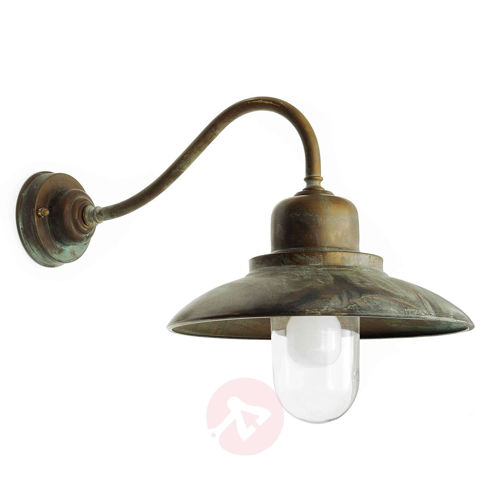 Durable outdoor wall lamp Turino-6515358-01