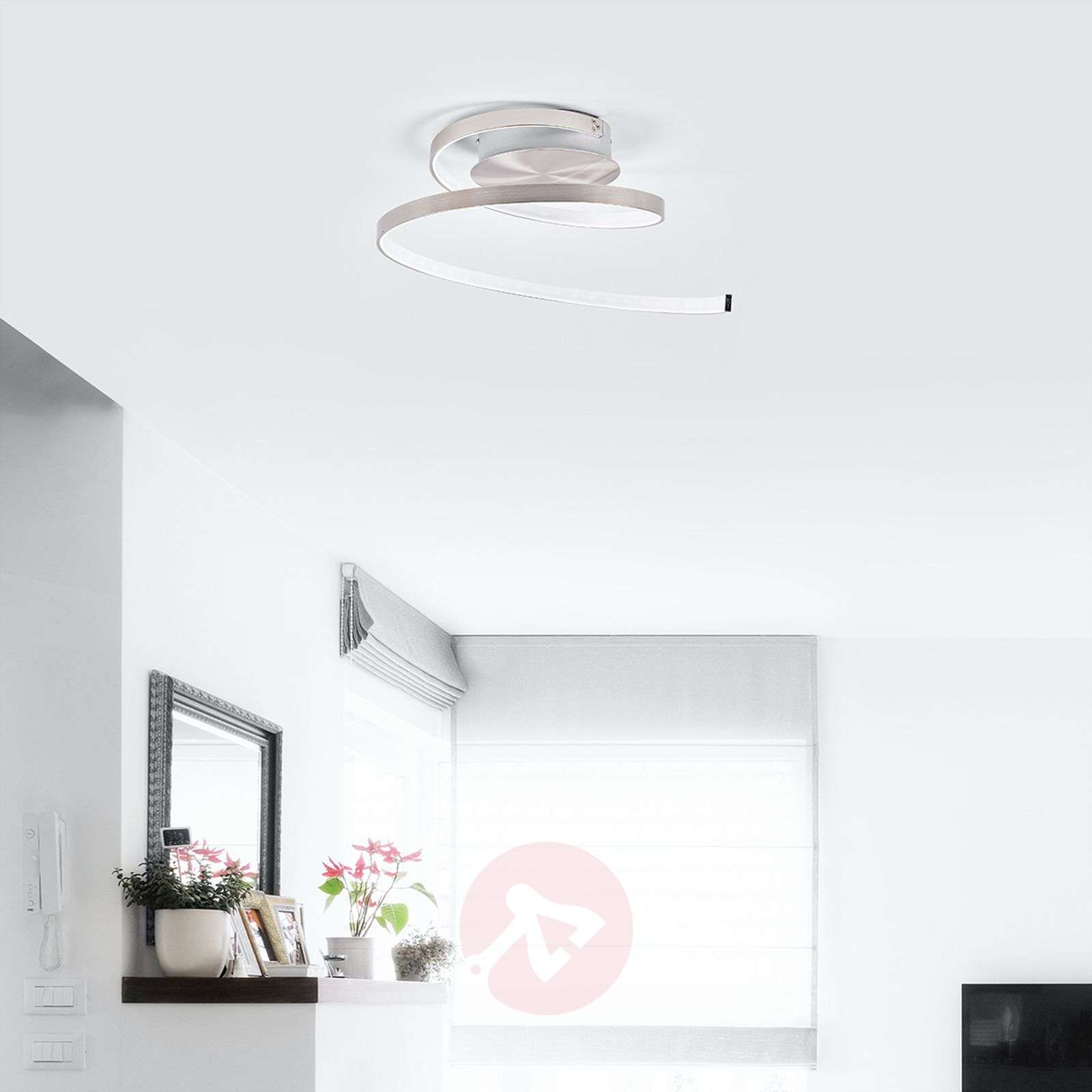 Dynamic Junus LED ceiling lamp-9985037-01